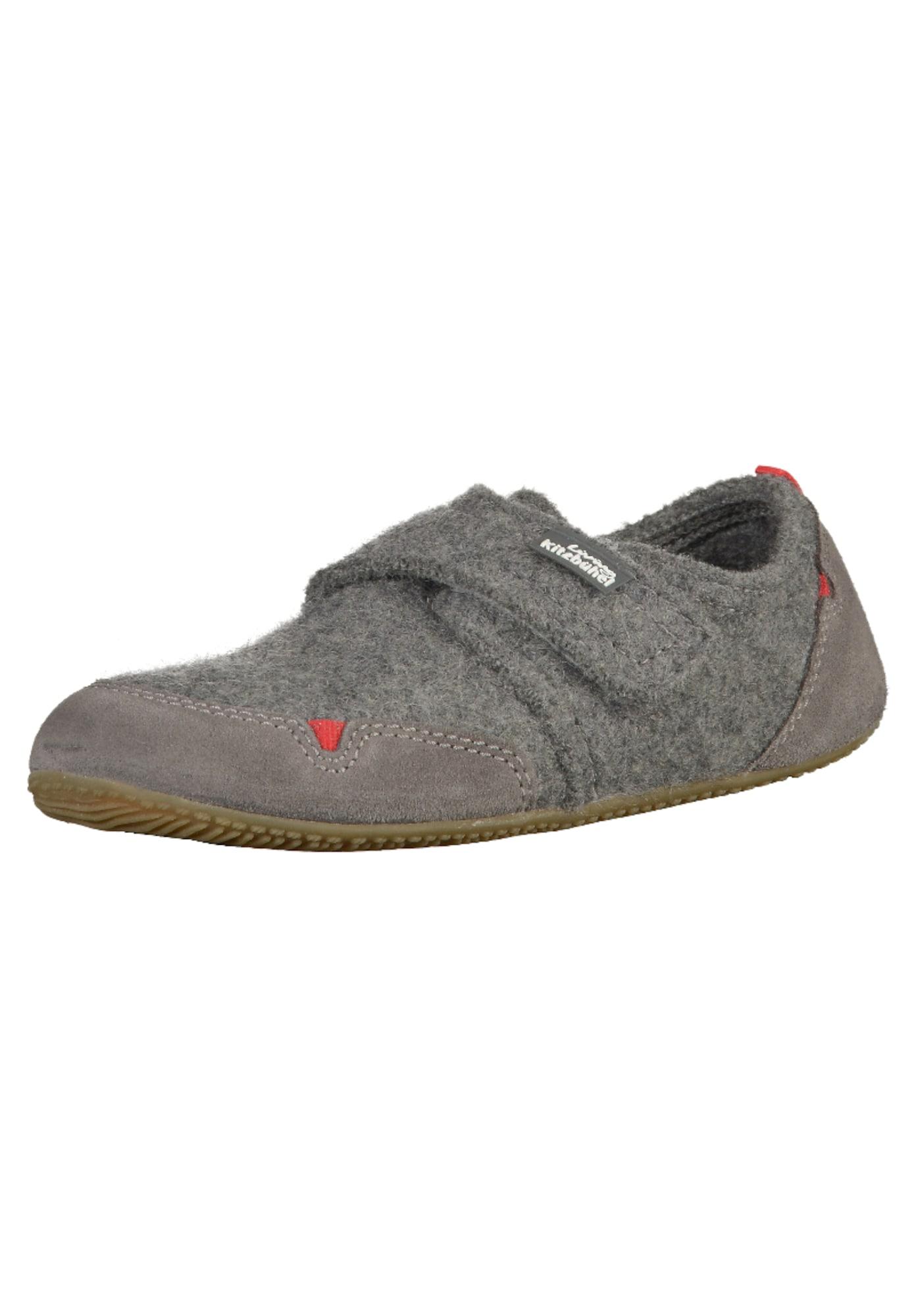 Pantofle šedá Living Kitzbühel
