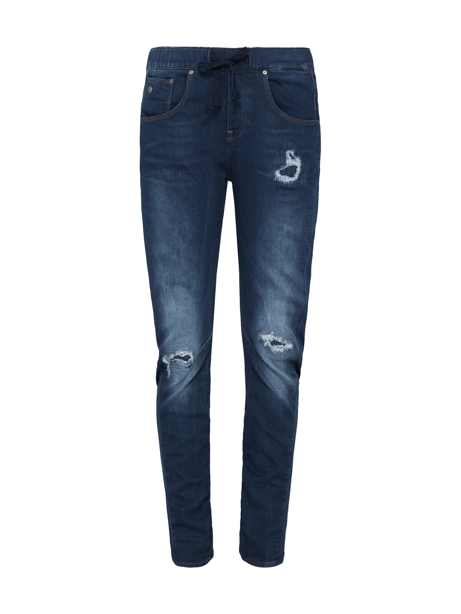 G-STAR RAW Dames Jeans Arc 3D Sport Low Boyfriend Wmn blue denim