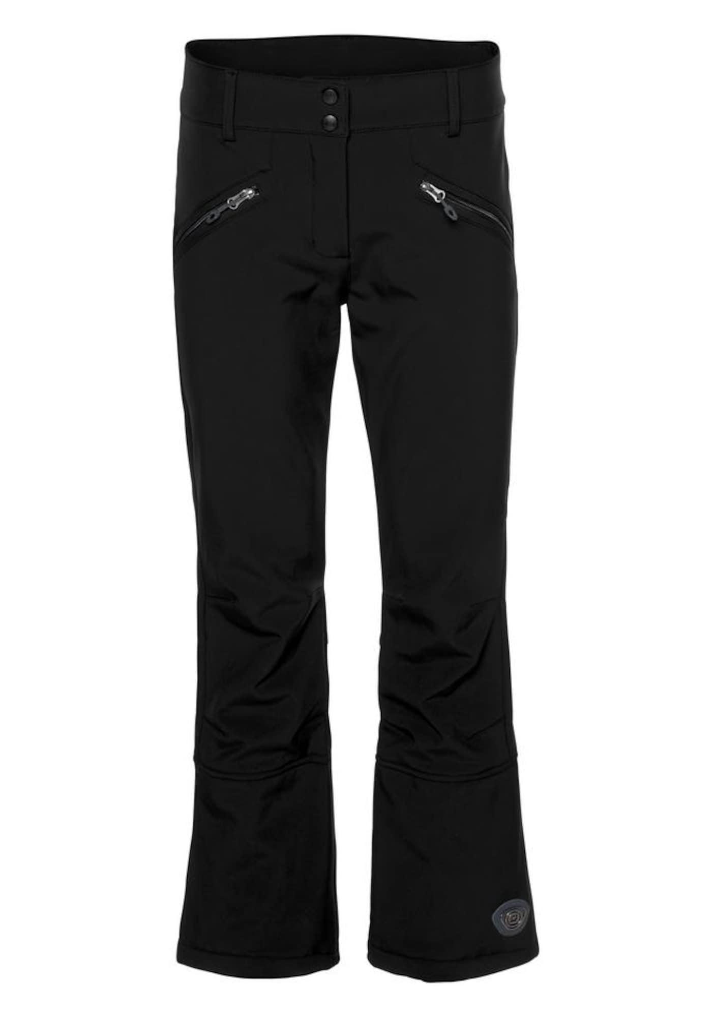 Skihose 'NYNIA' | Sportbekleidung > Sporthosen > Skihosen | Schwarz | KILLTEC