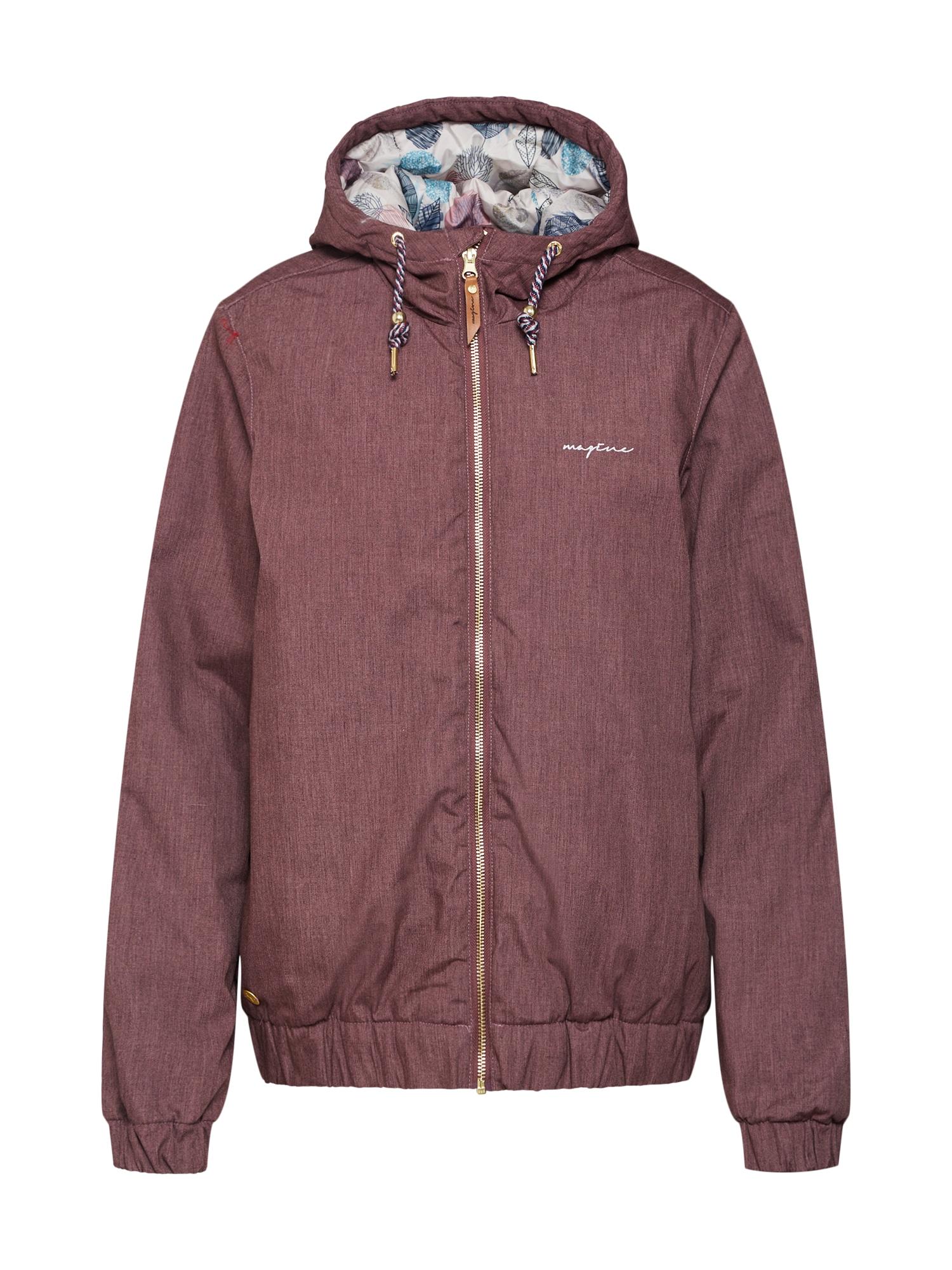 Zimní bunda bobule Mazine