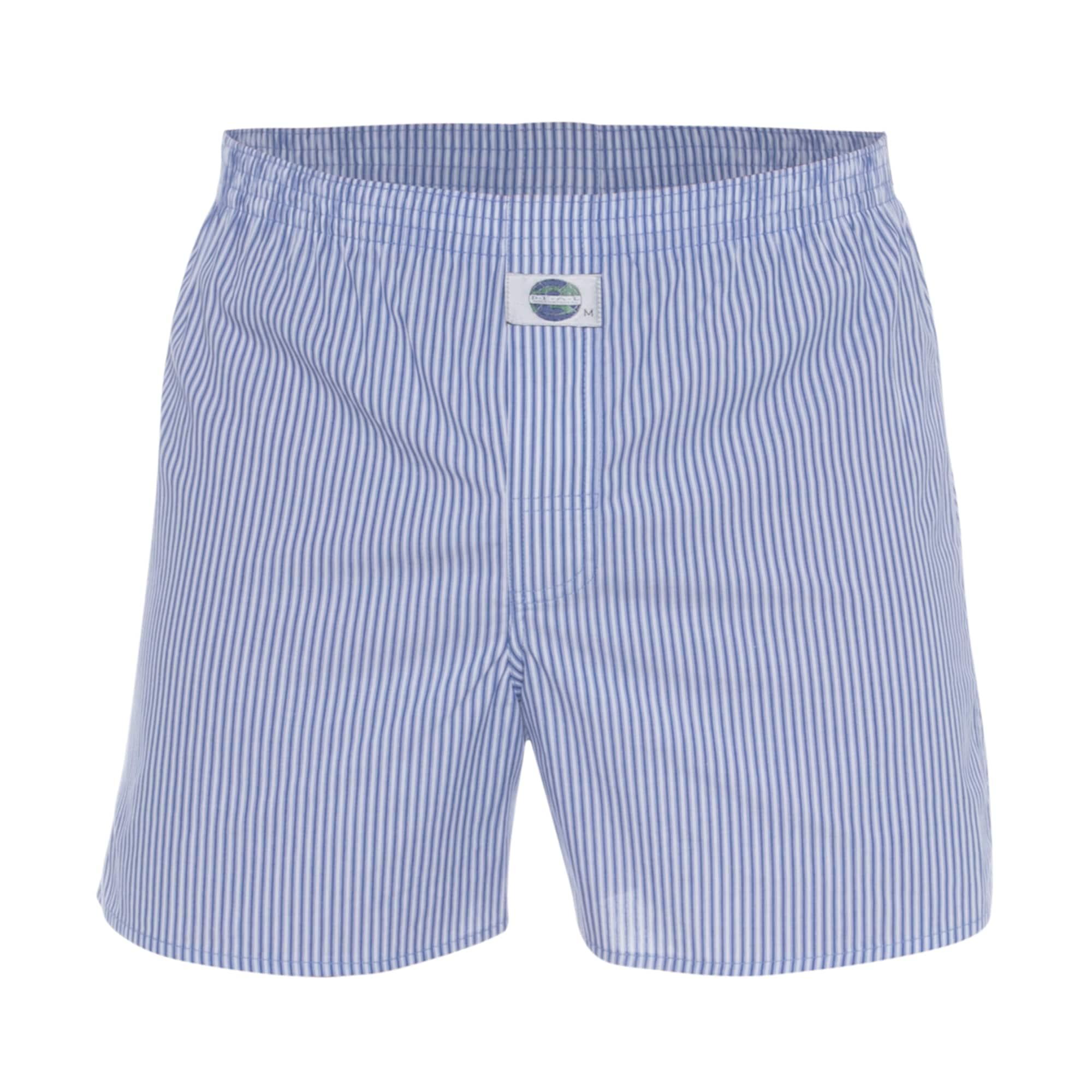 Boxerky Stripe modrá bílá D.E.A.L International
