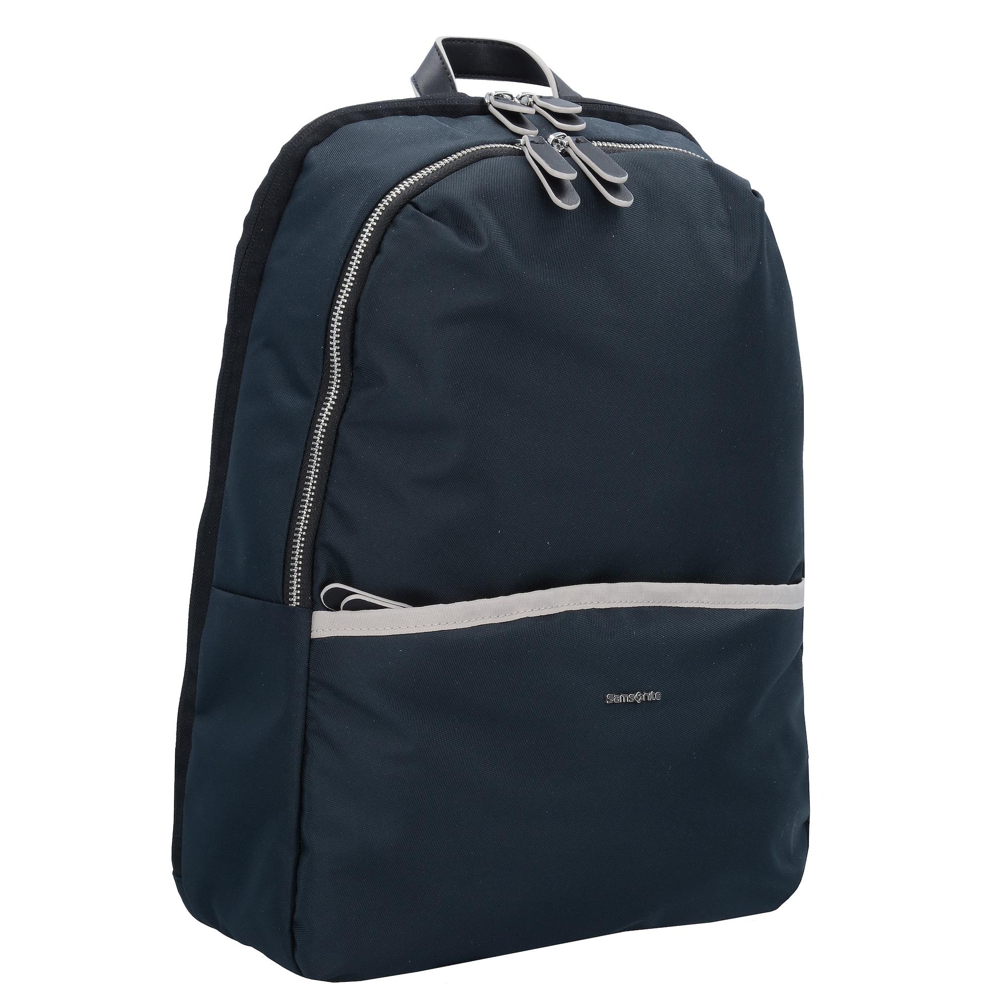 Nefti Rucksack 40 cm Laptopfach | Taschen > Rucksäcke > Sonstige Rucksäcke | Schwarz | Samsonite