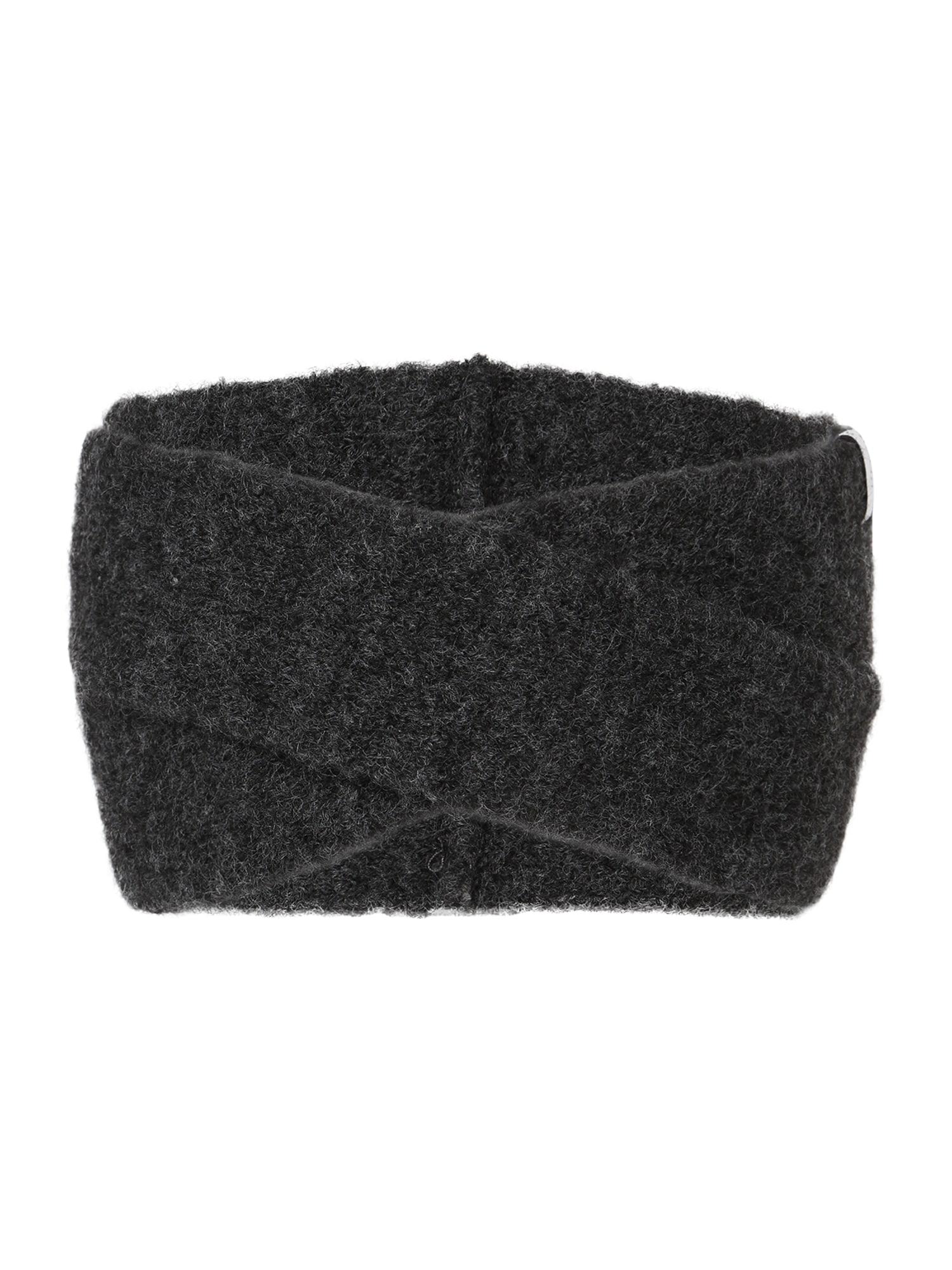 Stirnband 'EVI' | Accessoires > Mützen > Stirnbänder | Schwarz | ROCKAMORA