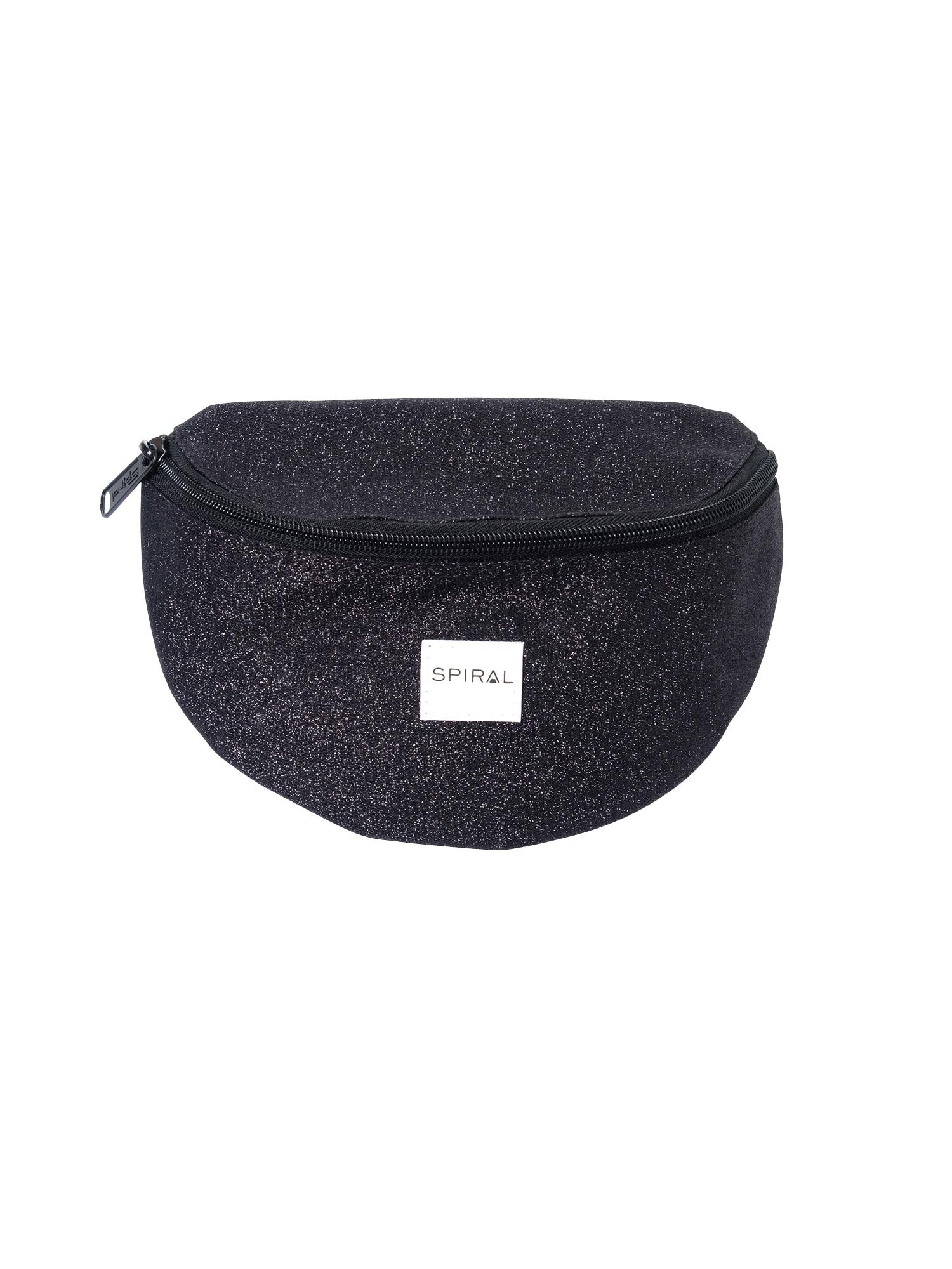 Ledvinka BUM BAG 4 černá SPIRAL