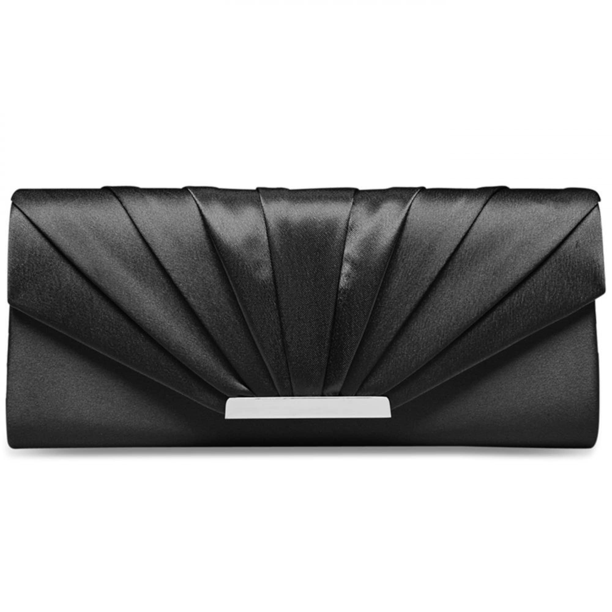 Scala Abendtasche 23 cm | Taschen > Handtaschen > Abendtaschen | Schwarz | Picard