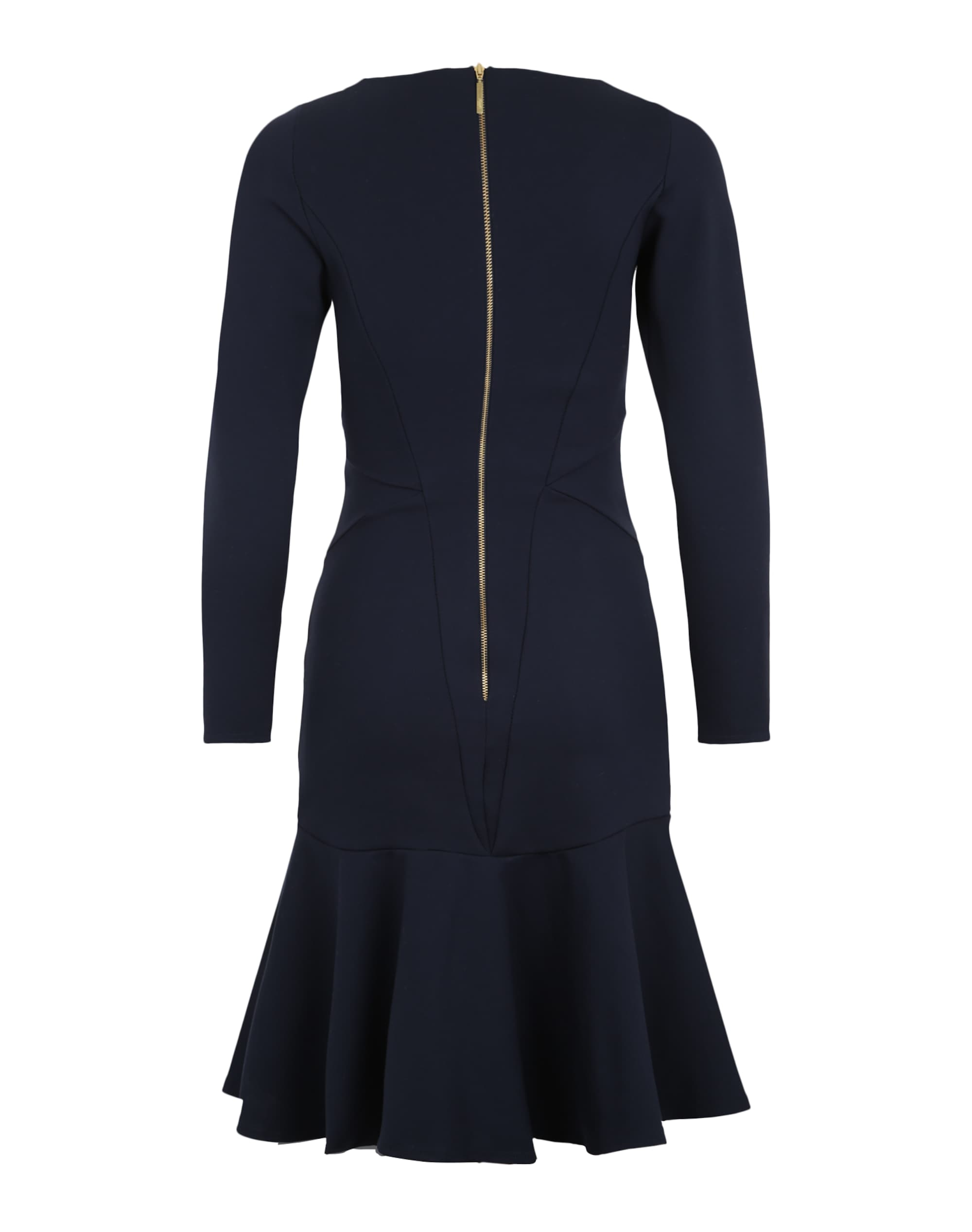 Cocktailjurk 'anliegendes Kleid'