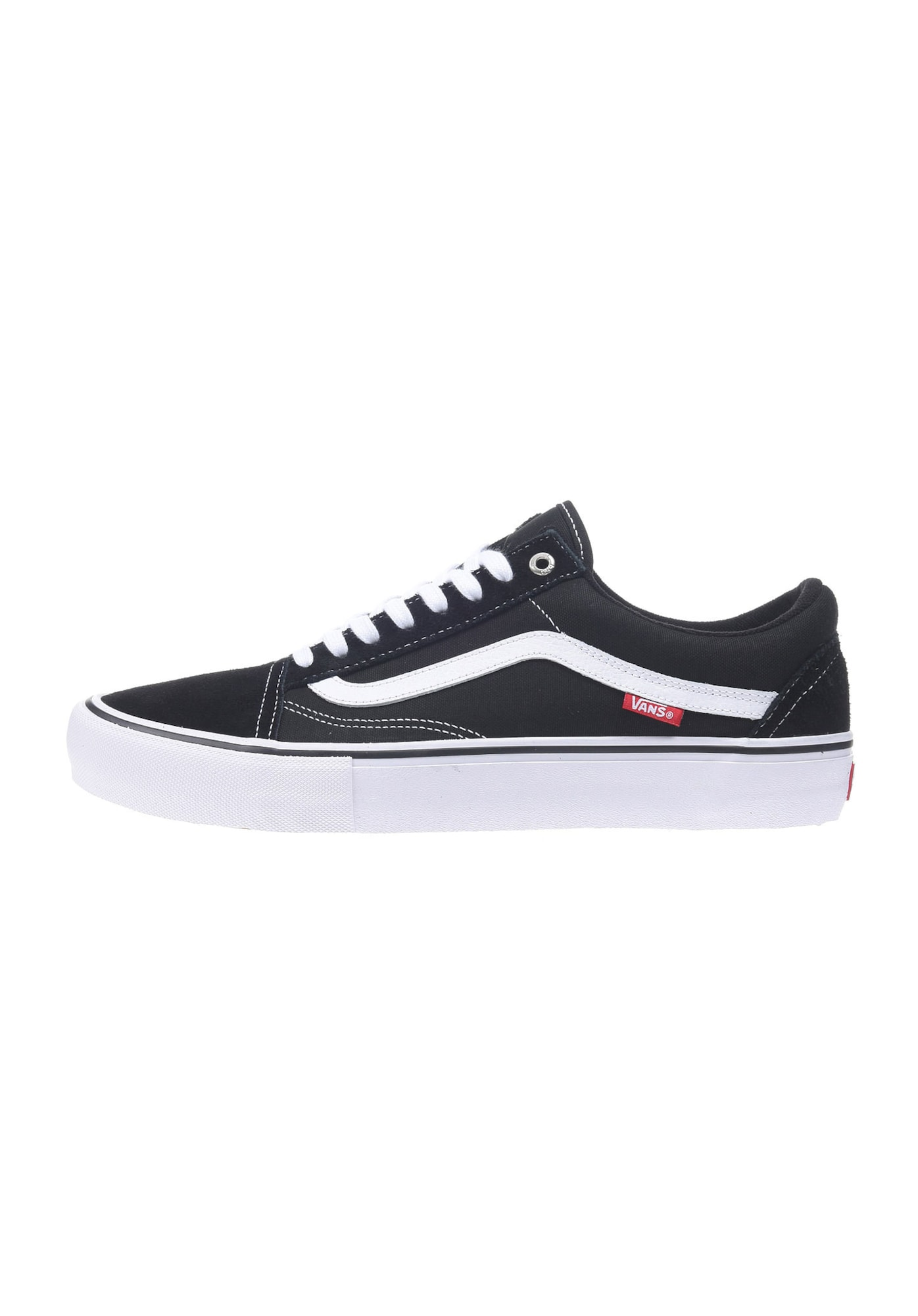 VANS, Heren Sneakers laag 'Old Skool Pro', zwart / wit