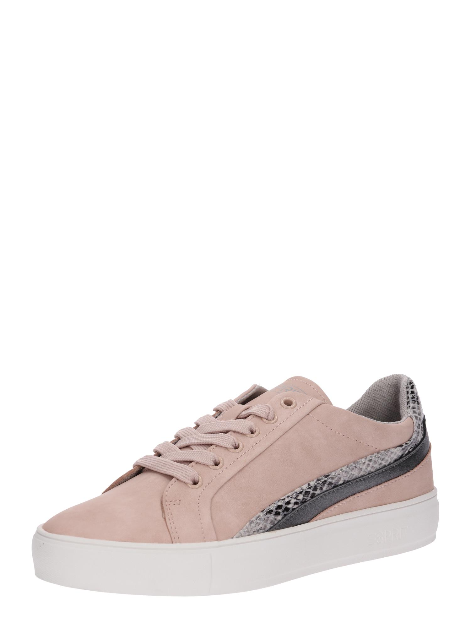 Tenisky Colette LU Casual Shoes  růžová ESPRIT