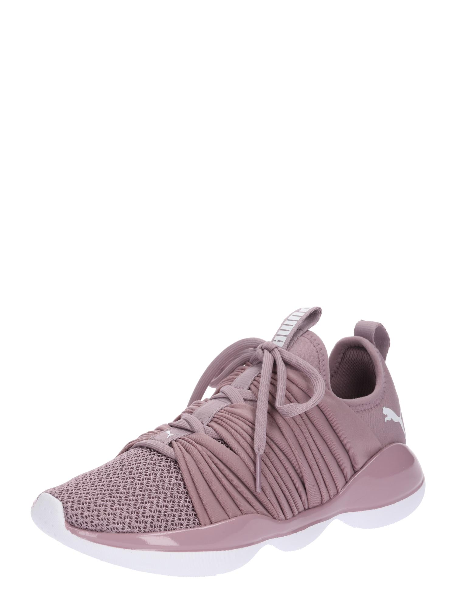 Sportovní boty Flourish fialová bílá PUMA