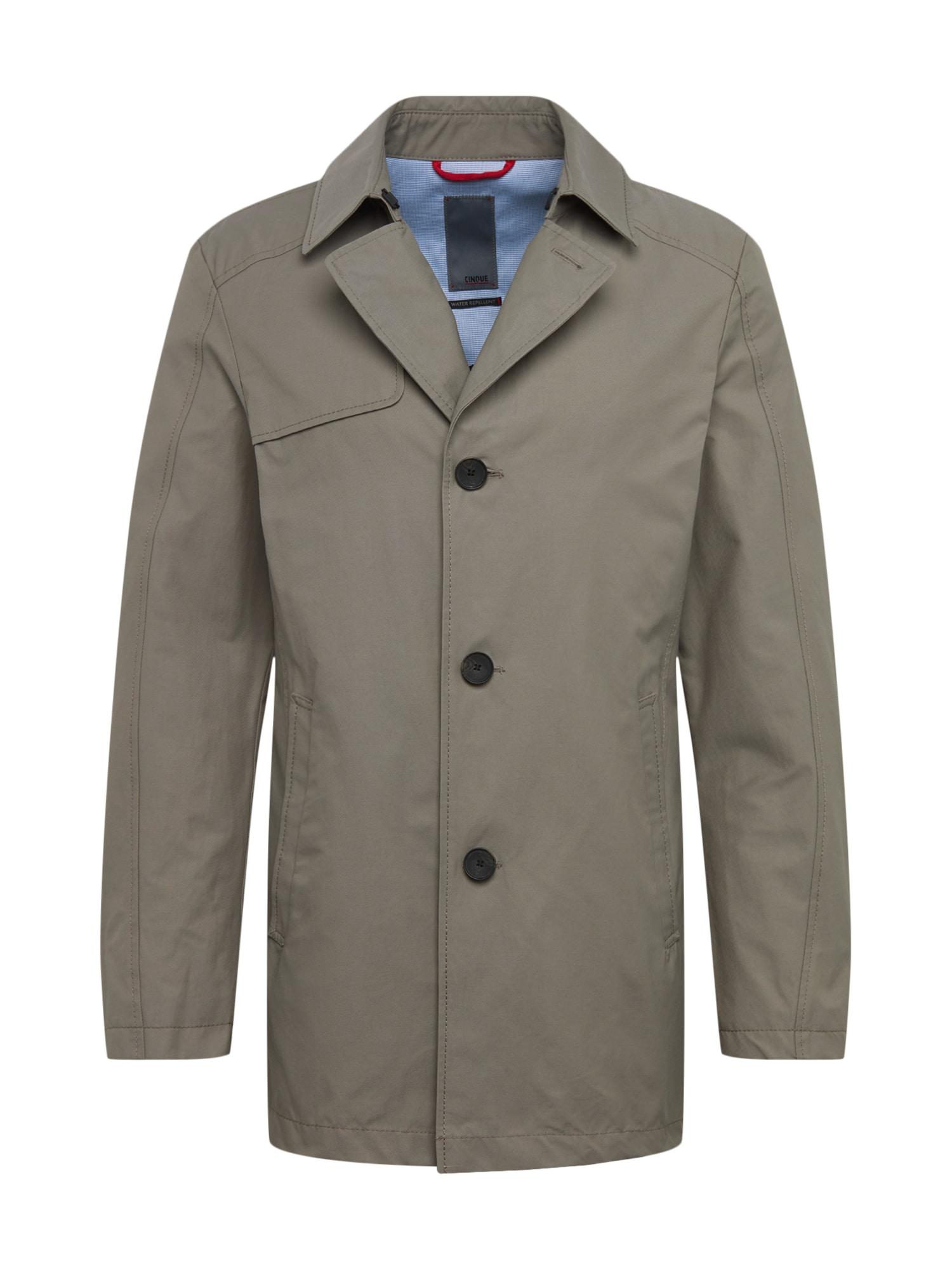 Přechodný kabát CIASTON světle šedá CINQUE