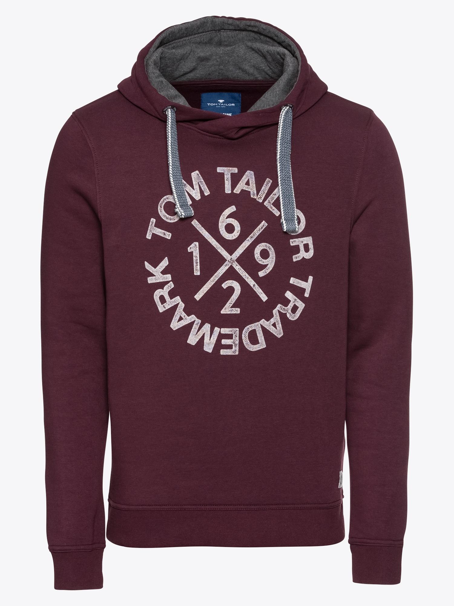 Sweatshirt 'print hoodie'