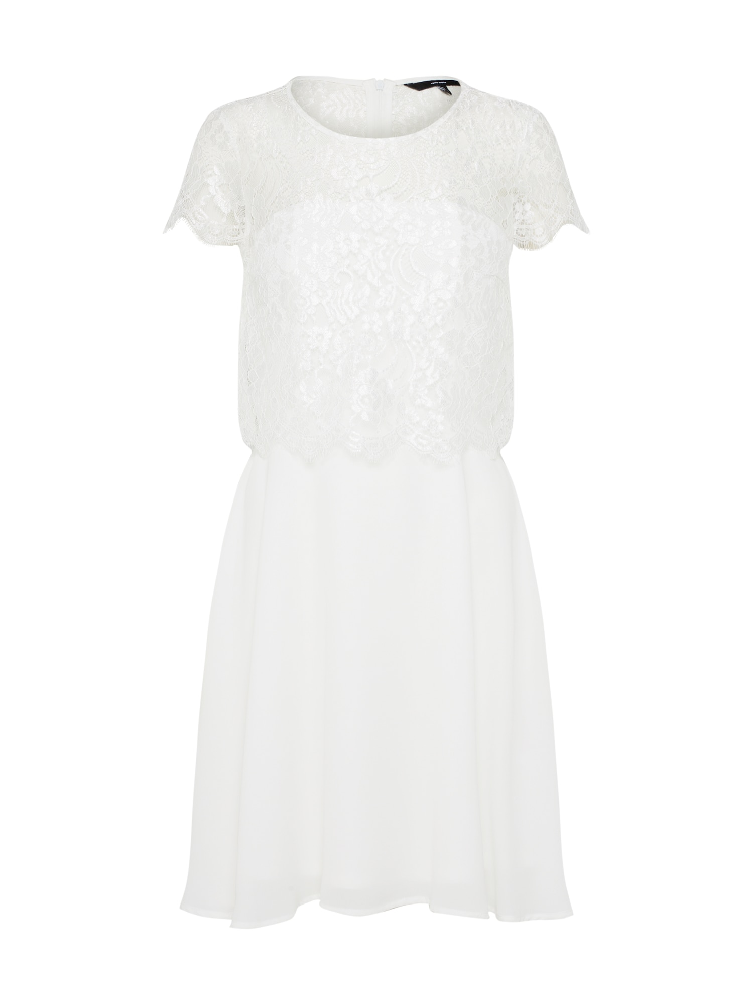 VERO MODA Sukienka koktajlowa 'VMBEKAH'  biały