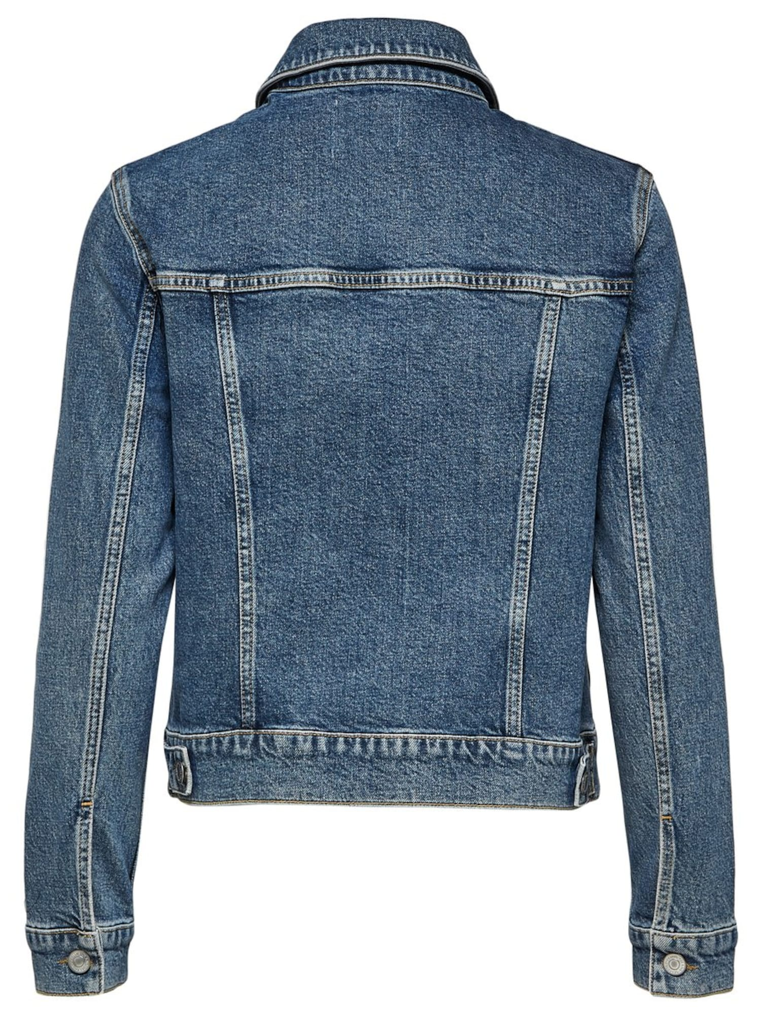 SELECTED FEMME, Dames Tussenjas, blauw denim