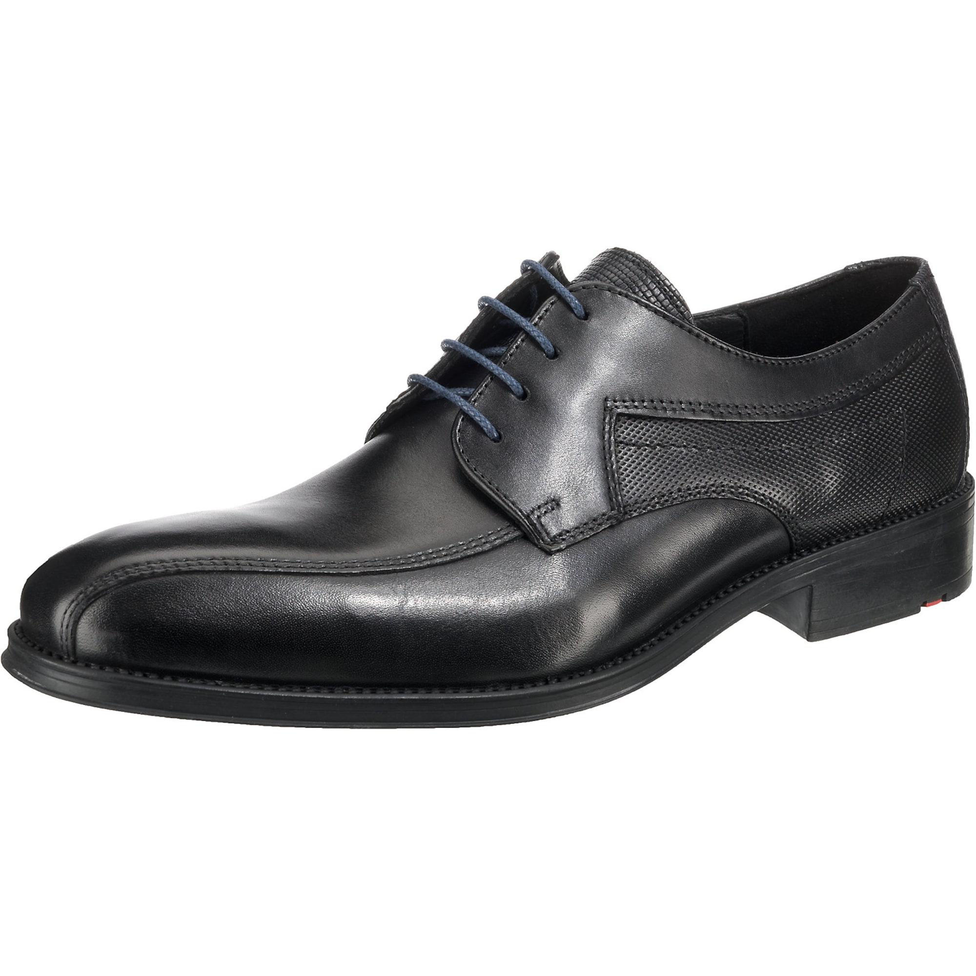 LLOYD Šněrovací boty 'Garland'  černá