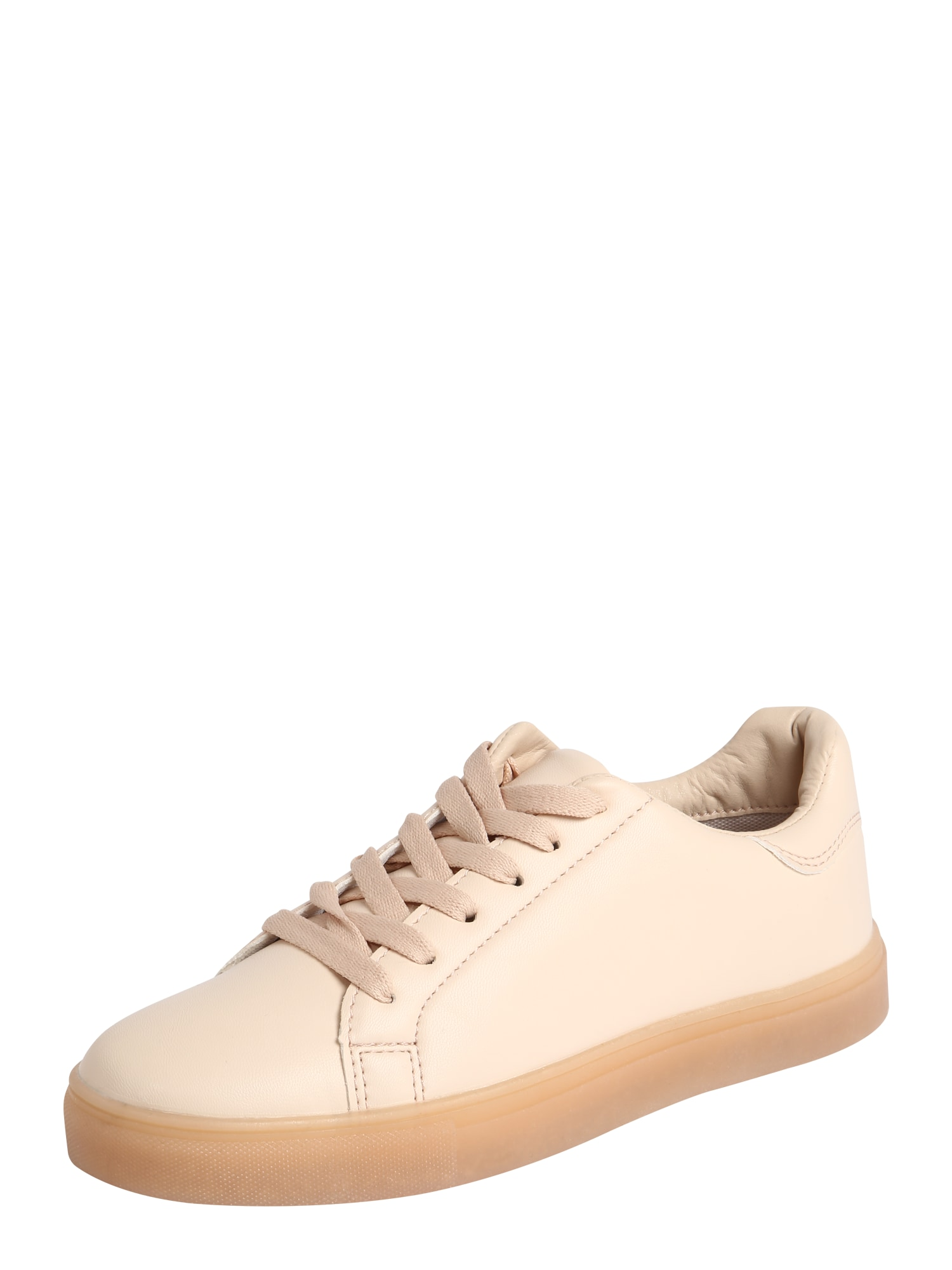 Even&odd, Dames Sneakers laag, beige