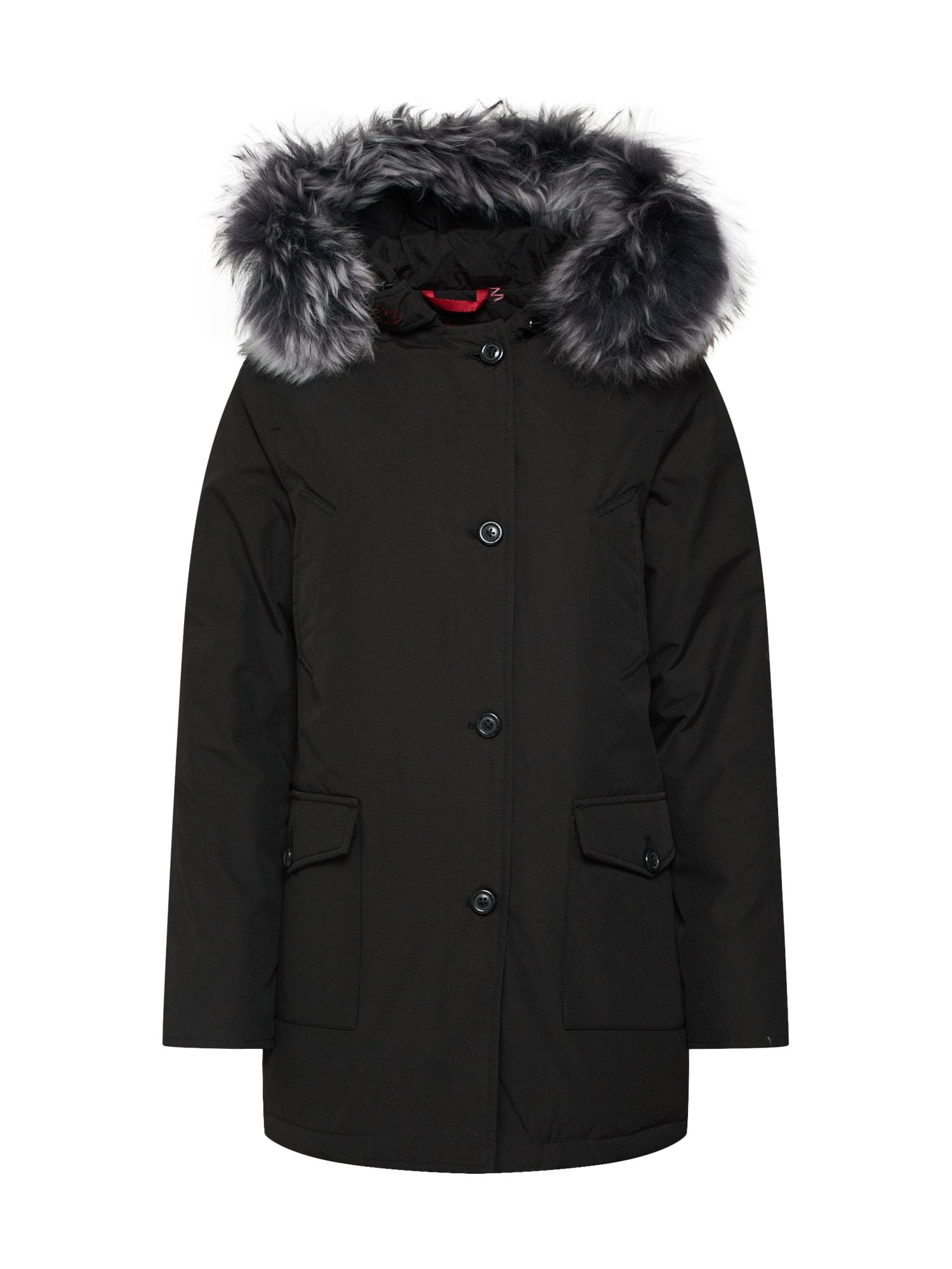 Zimní bunda černá Canadian Classics