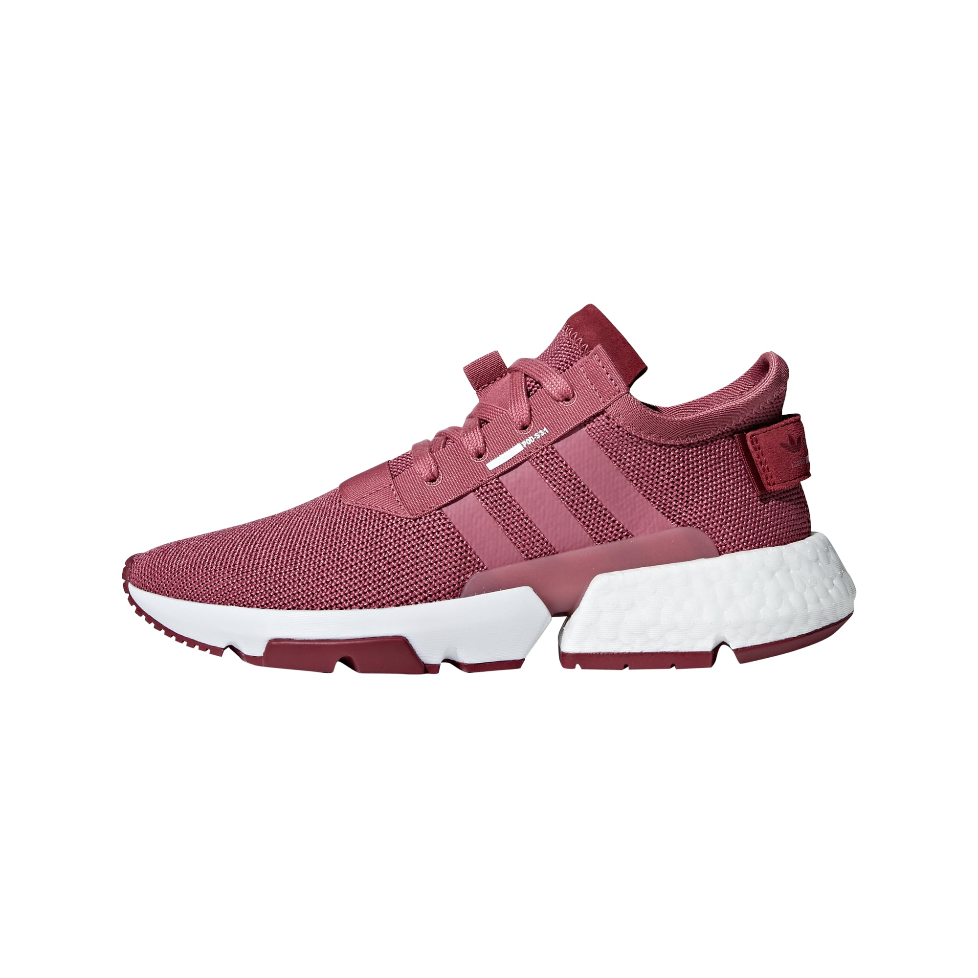 ADIDAS ORIGINALS, Dames Sneakers laag 'POD-S3.1 W', bordeaux