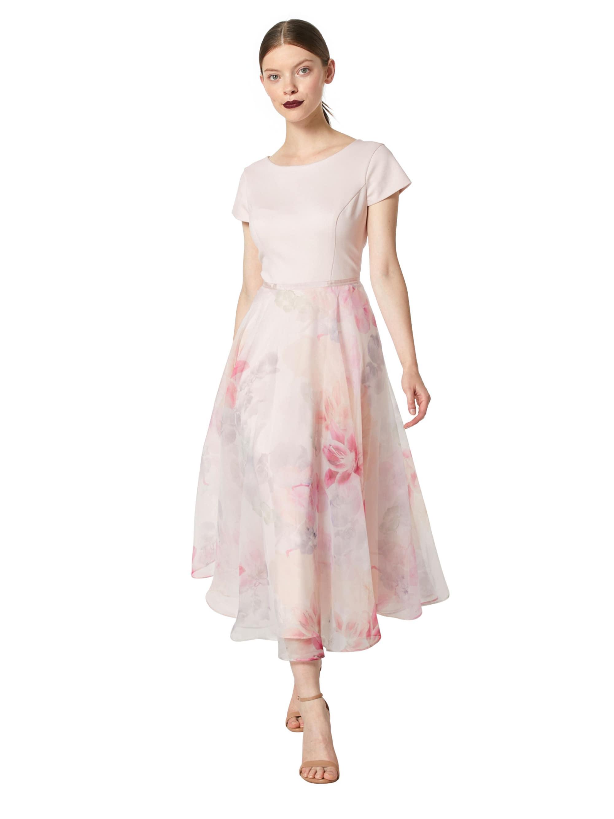 Coast Sukienka koktajlowa 'ABBEY SURANA'  cielisty / różowy pudrowy