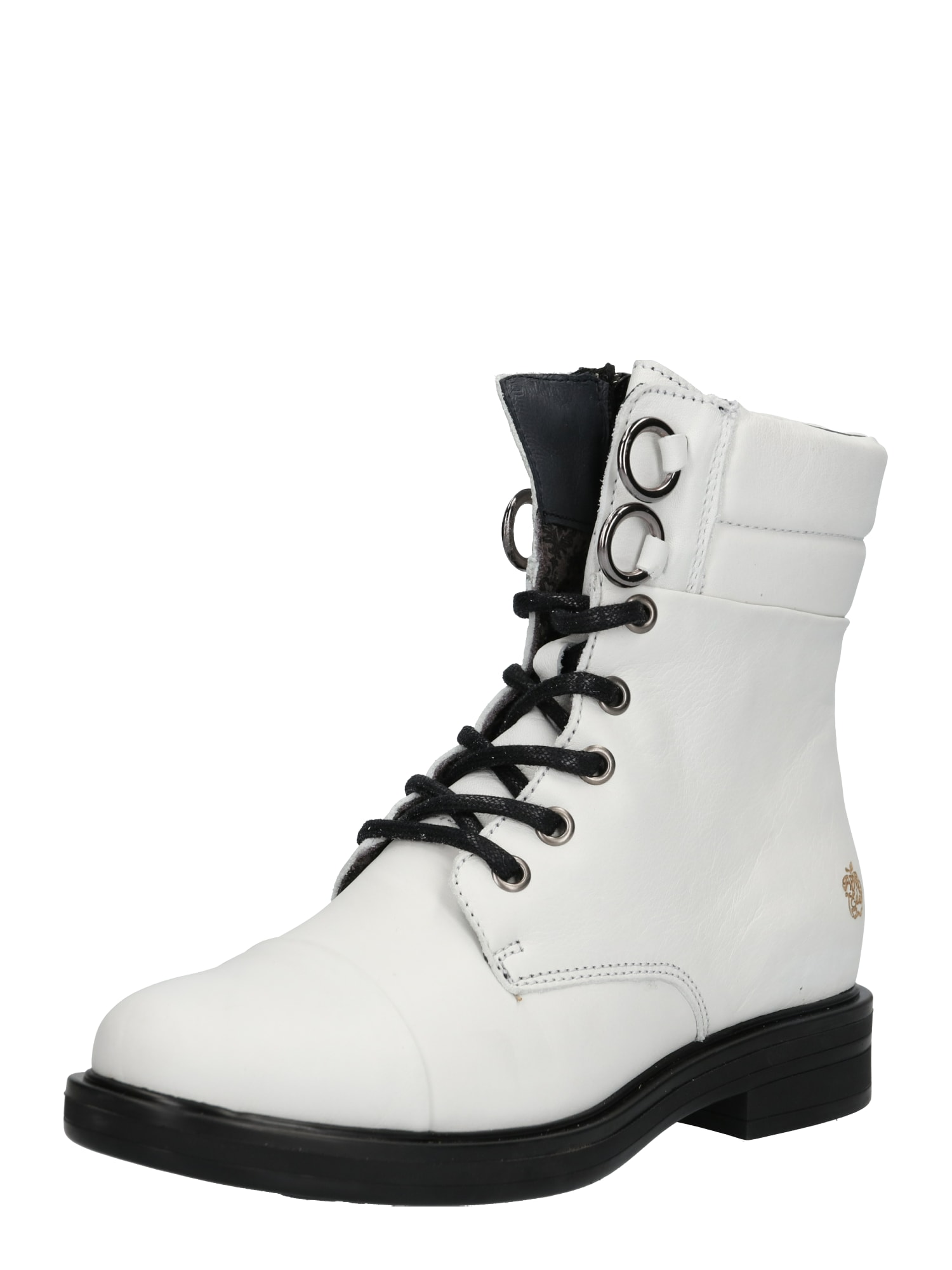 Šněrovací boty TAY bílá Apple Of Eden