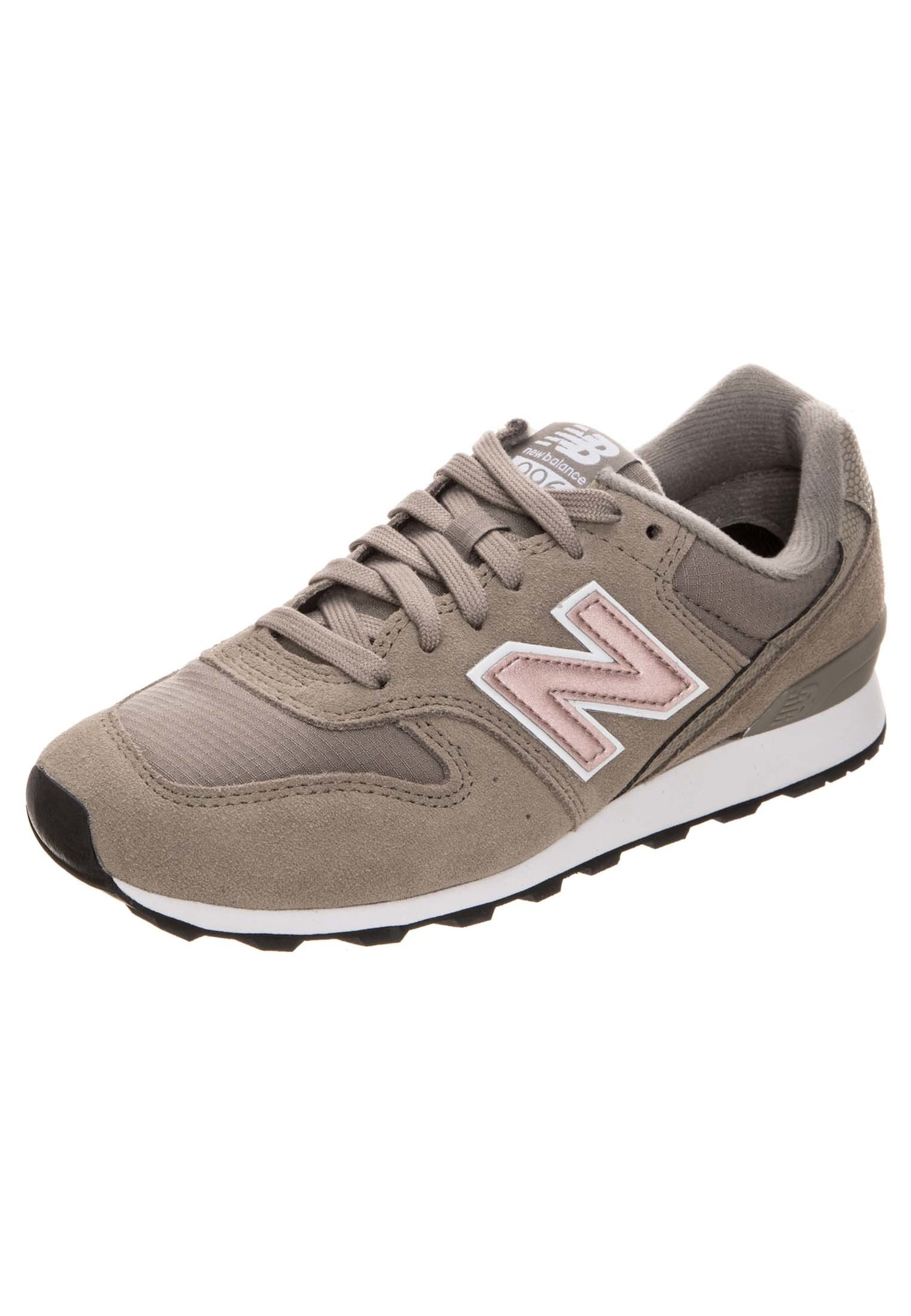 New Balance, Dames Sneakers laag 'WR996-MO-D', taupe