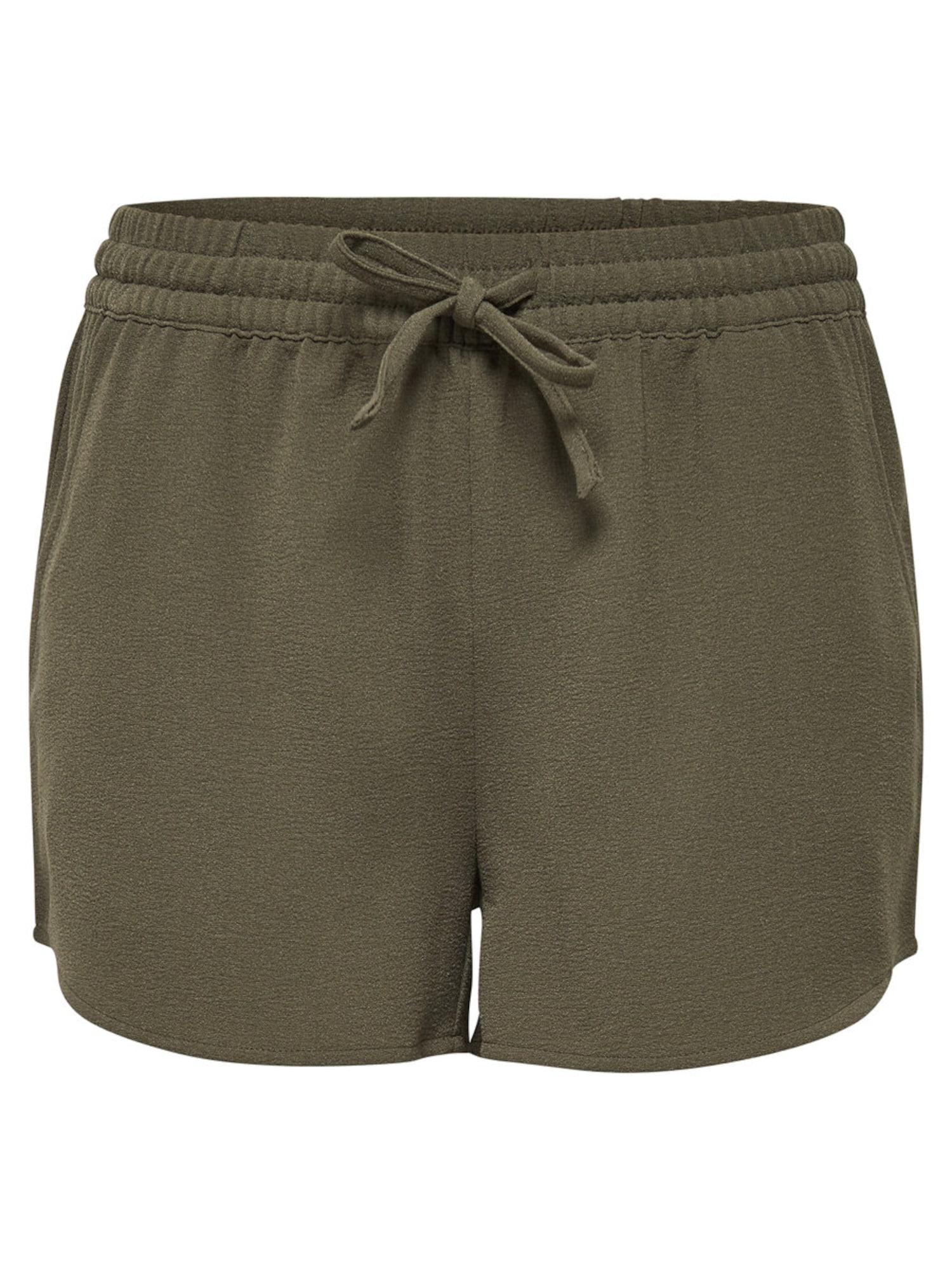 Kalhoty Onlturner khaki ONLY