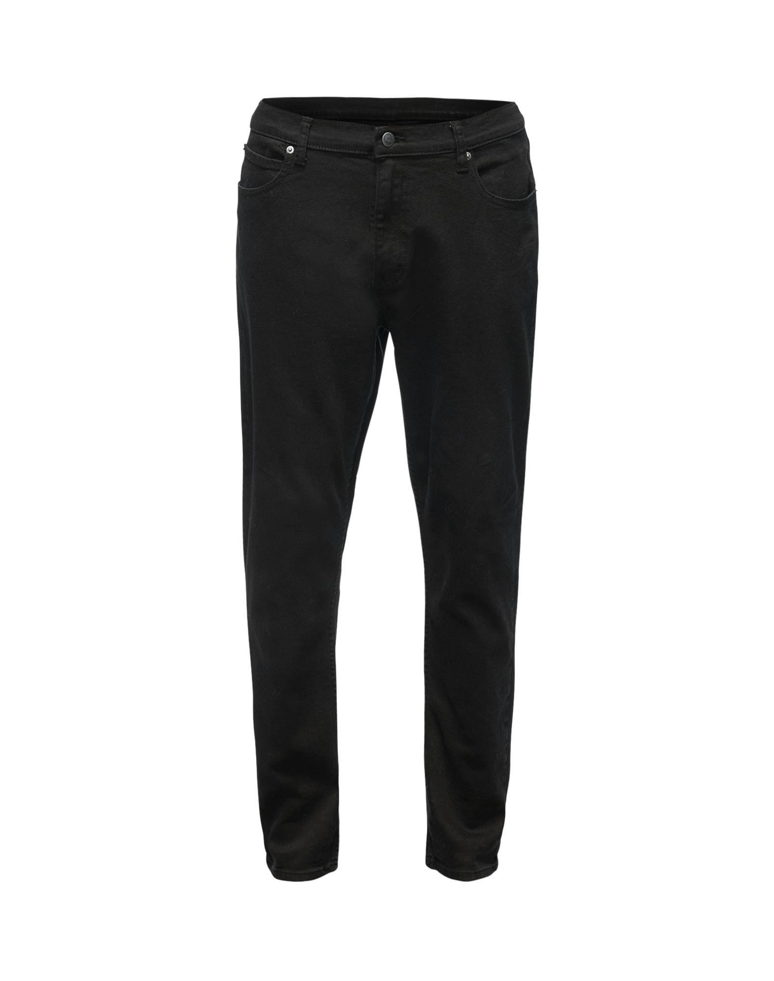CHEAP MONDAY Heren Jeans Dropped zwart