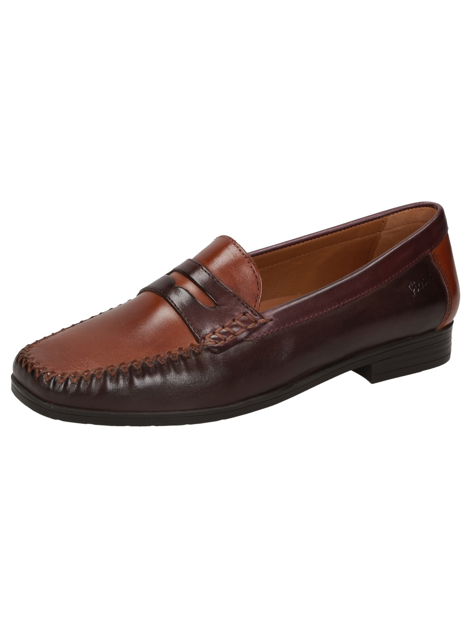 Mokassin 'Cortizia' | Schuhe > Mokassins | Braun | SIOUX