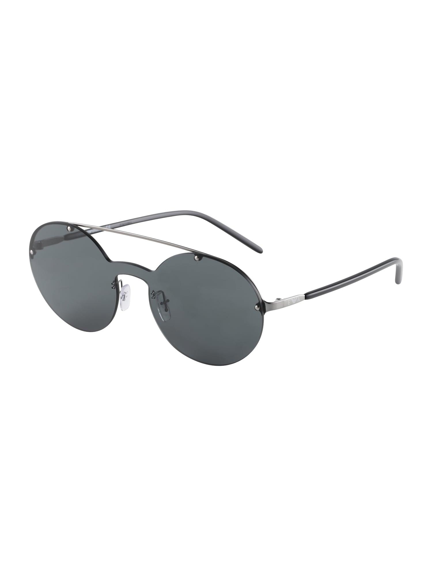 Emporio Armani Slnečné okuliare '0EA2088'  čierna