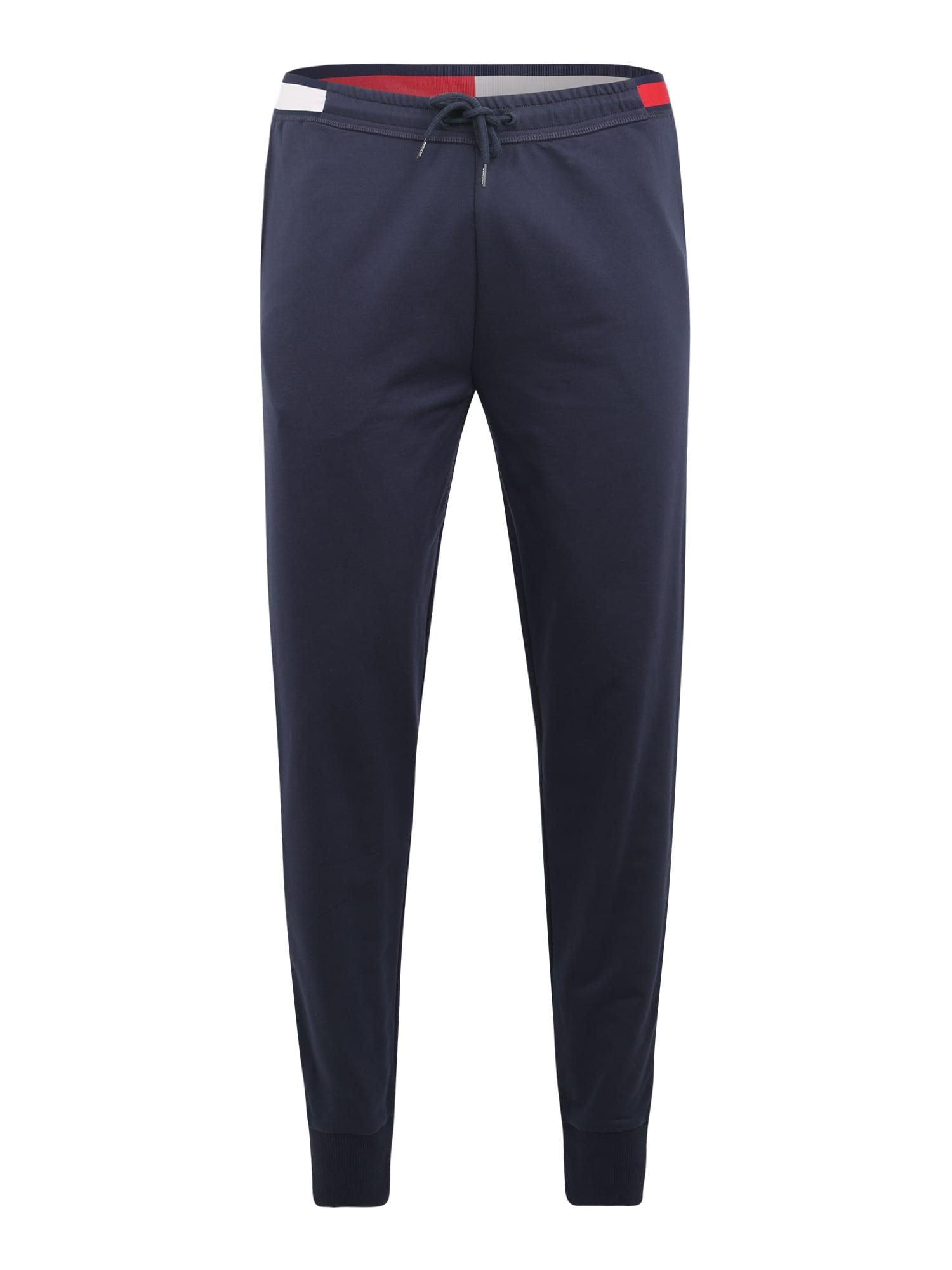 Pyžamové kalhoty námořnická modř Tommy Hilfiger Underwear