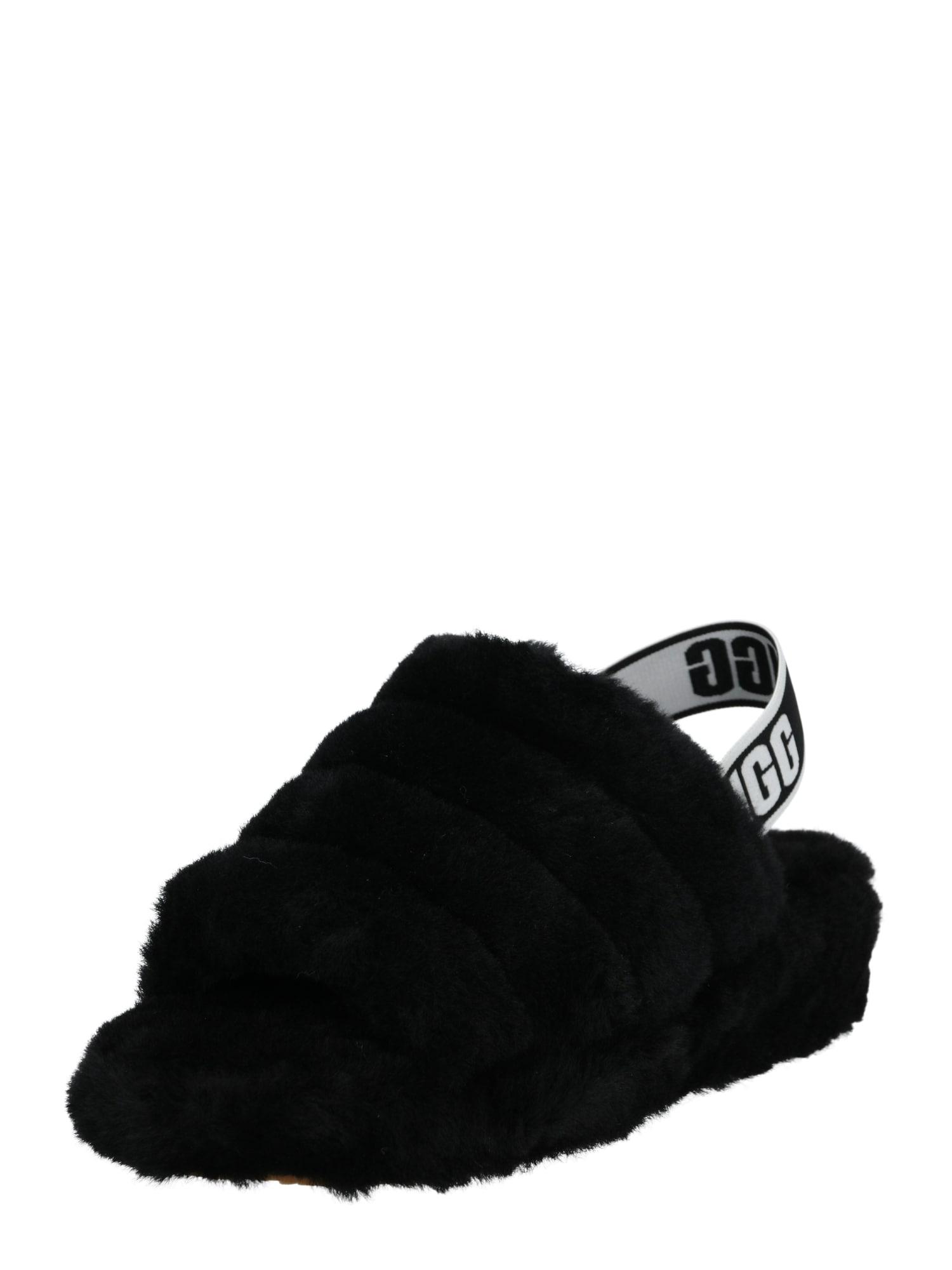 Pantofle FLUFF YEAH černá UGG