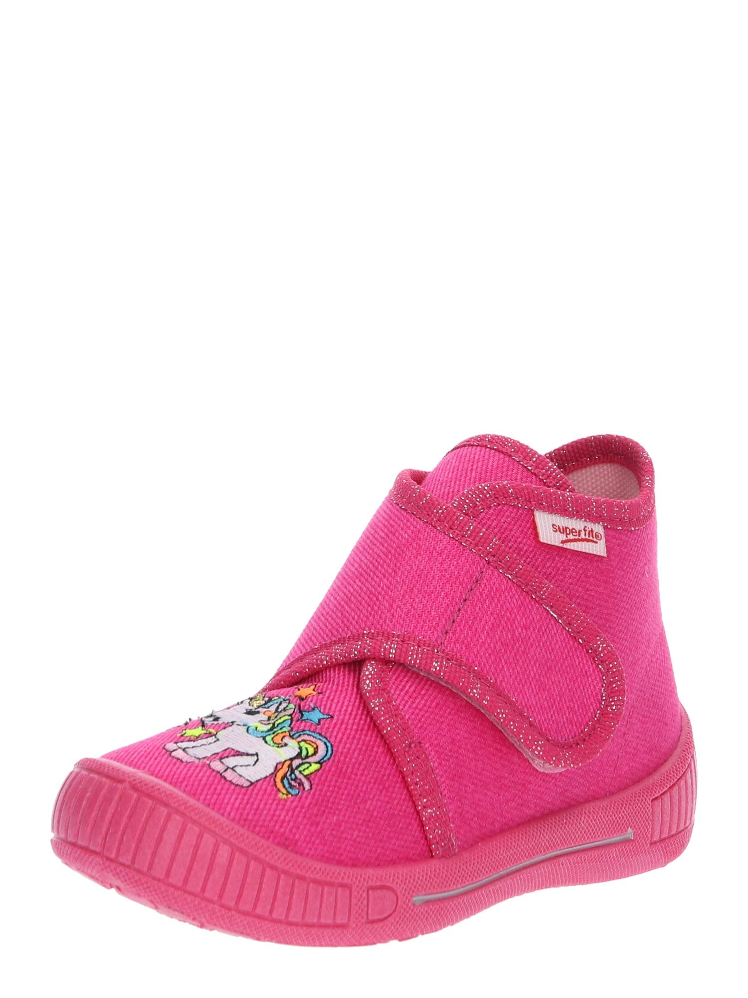 Pantofle BULLY pink SUPERFIT
