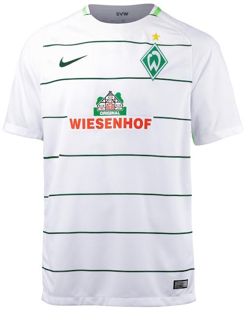 ´Werder Bremen 17/18´ Auswärts Fußballtrikot Herren