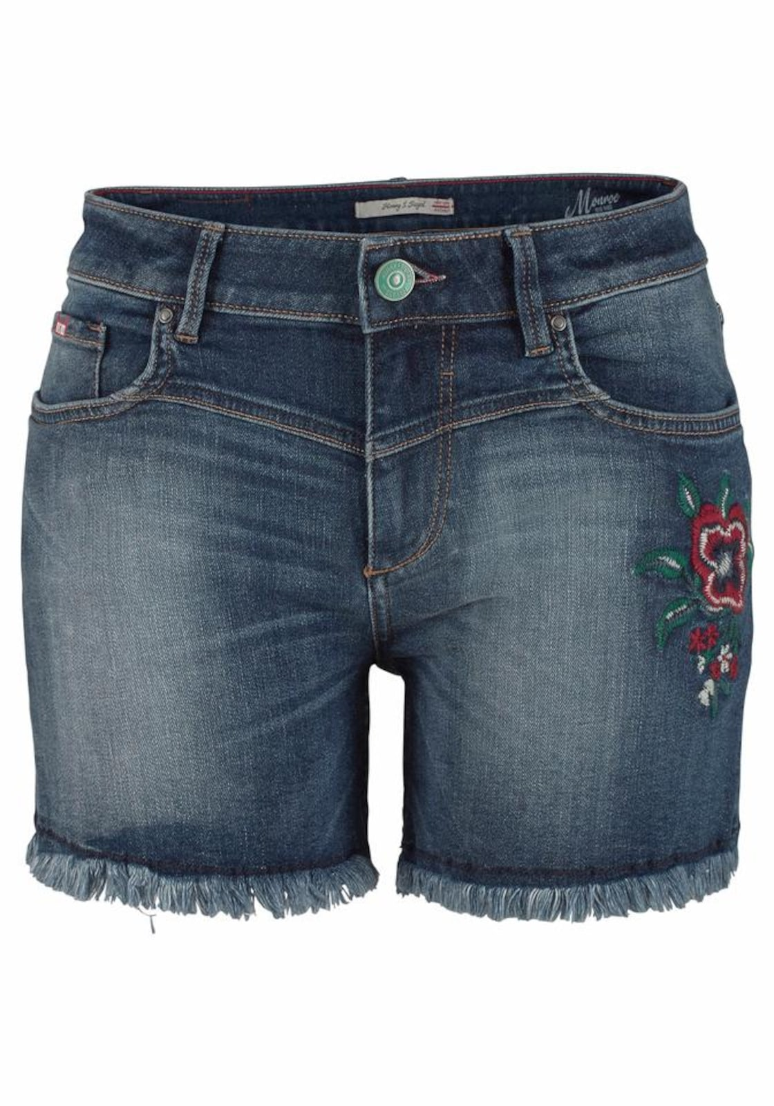 H.I.S JEANS Jeansshorts