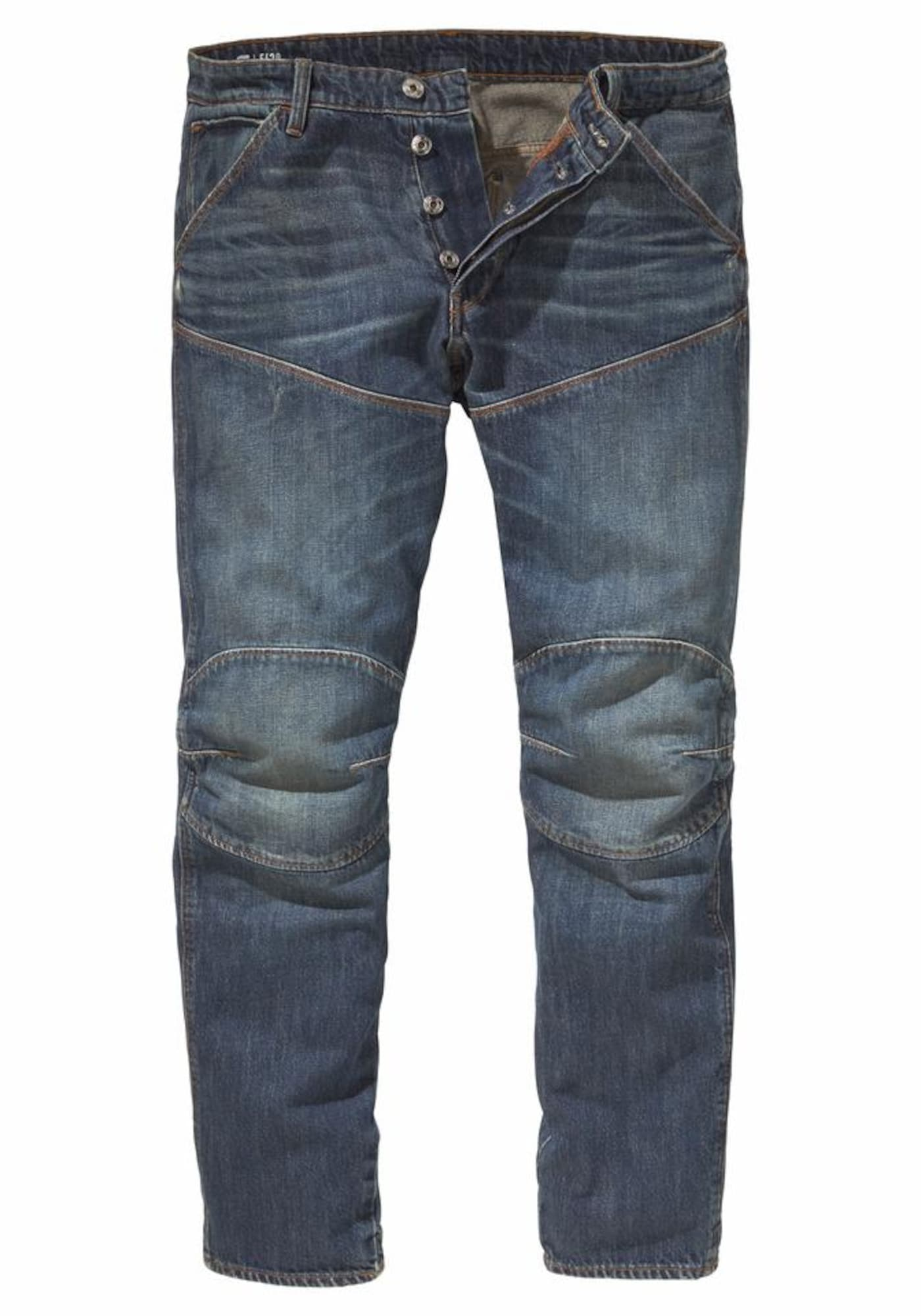 G-STAR RAW Heren Jeans 5620 3D TAPERED blue denim