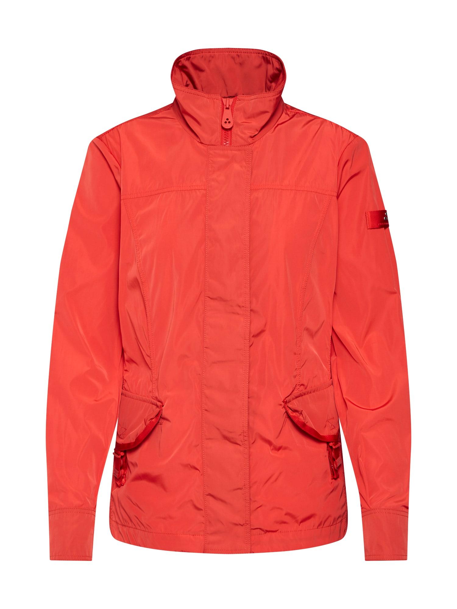 Přechodná bunda NORTH SEA SA 02 červená Peuterey