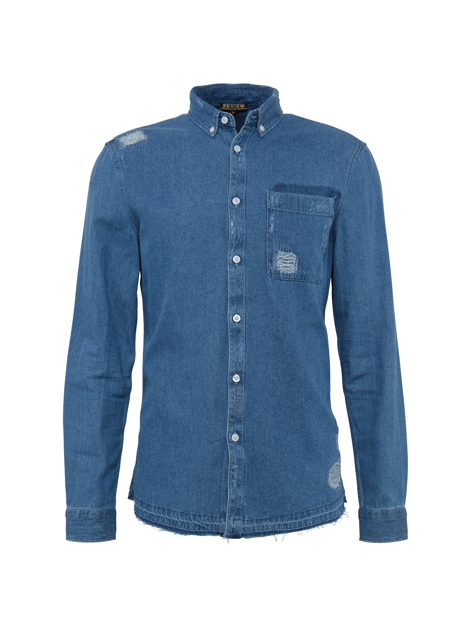 Overhemd 'DESTROY SHIRT'