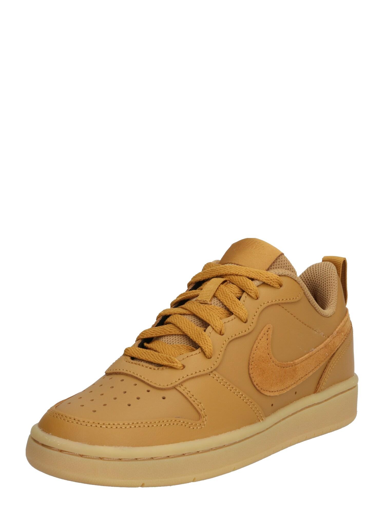Nike Sportswear Tenisky 'Nike Court Borough Low 2'  velbloudí