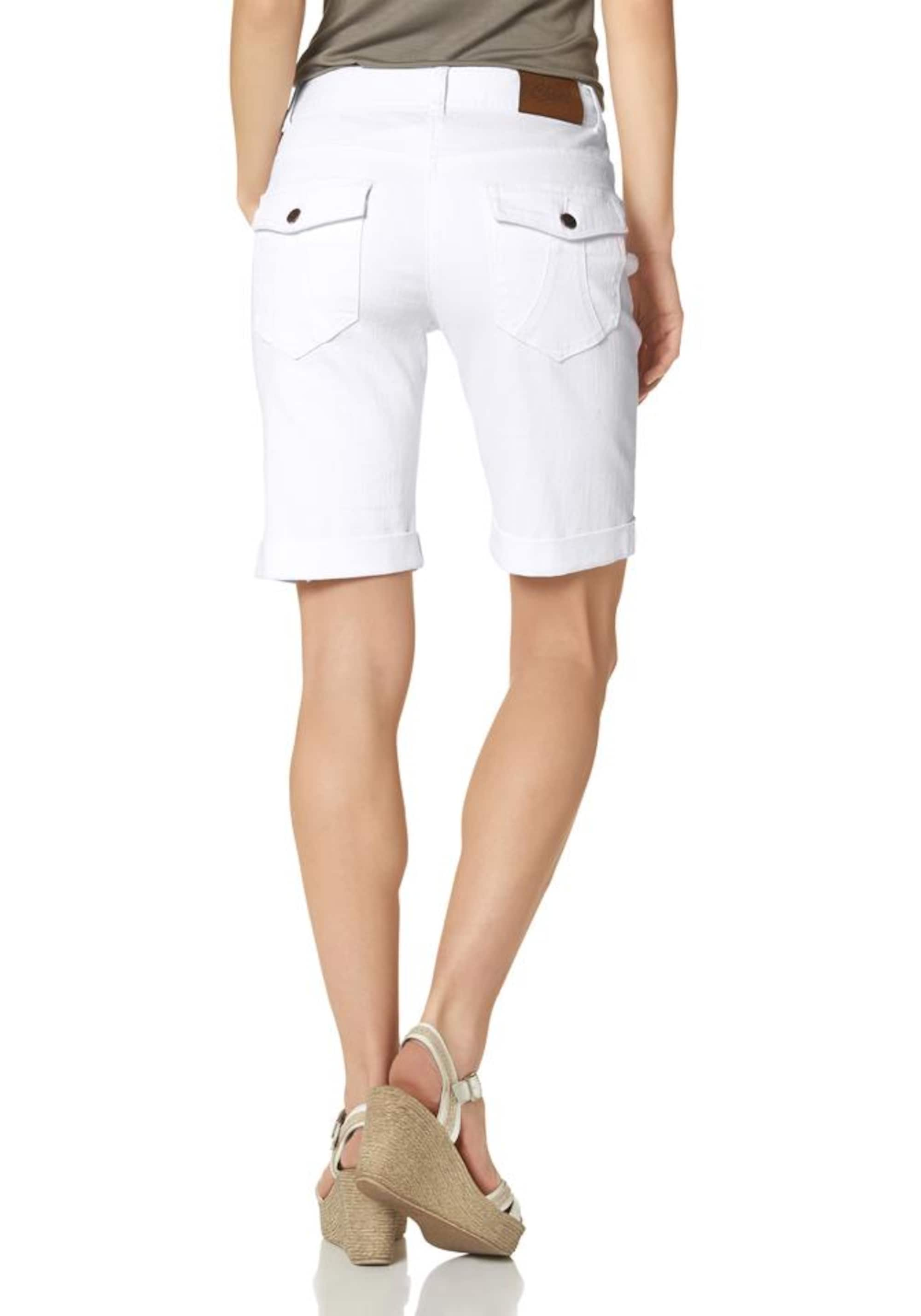 CHEER Jeansy  biały