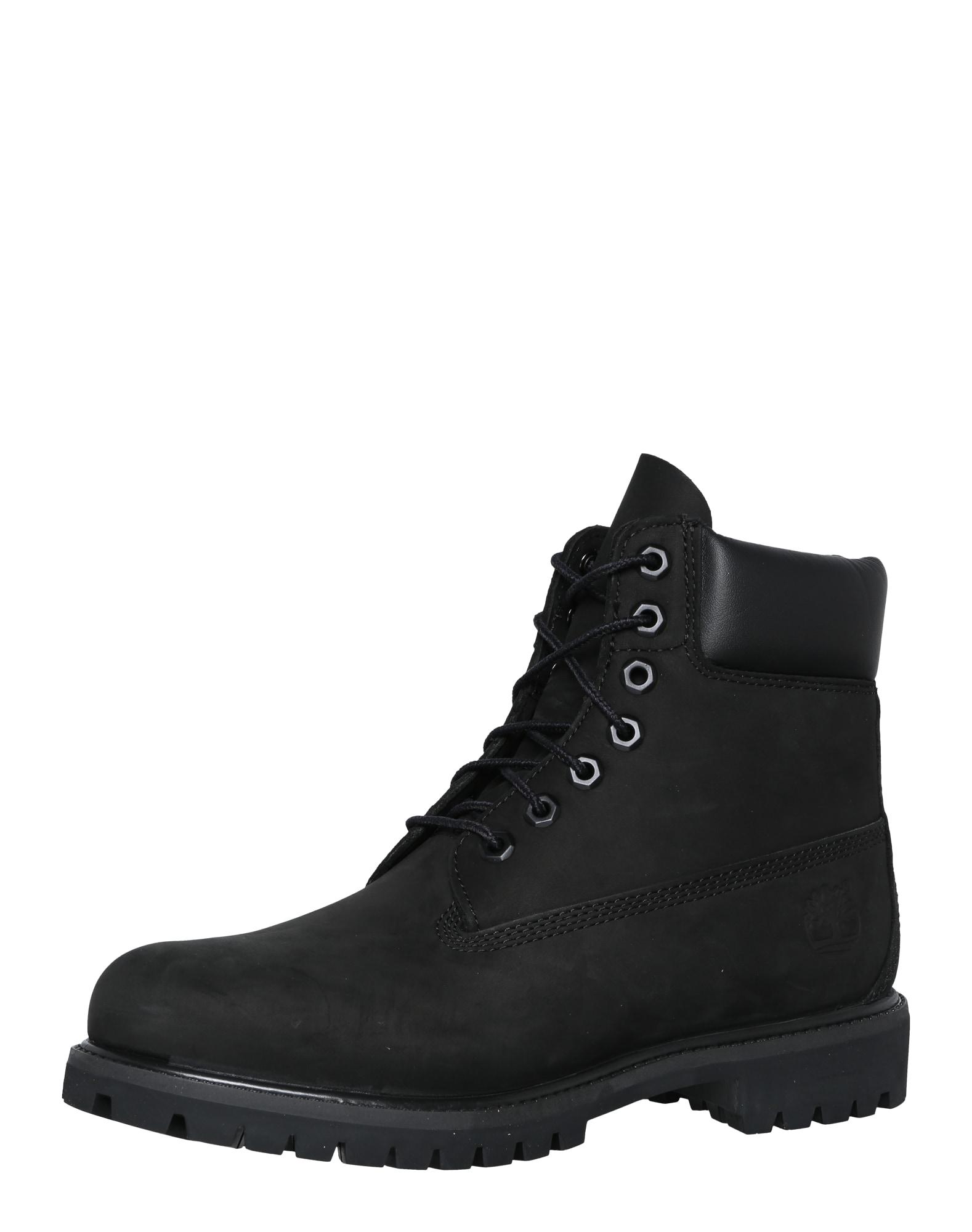 Šněrovací boty AF 6IN Premium Boot černá TIMBERLAND