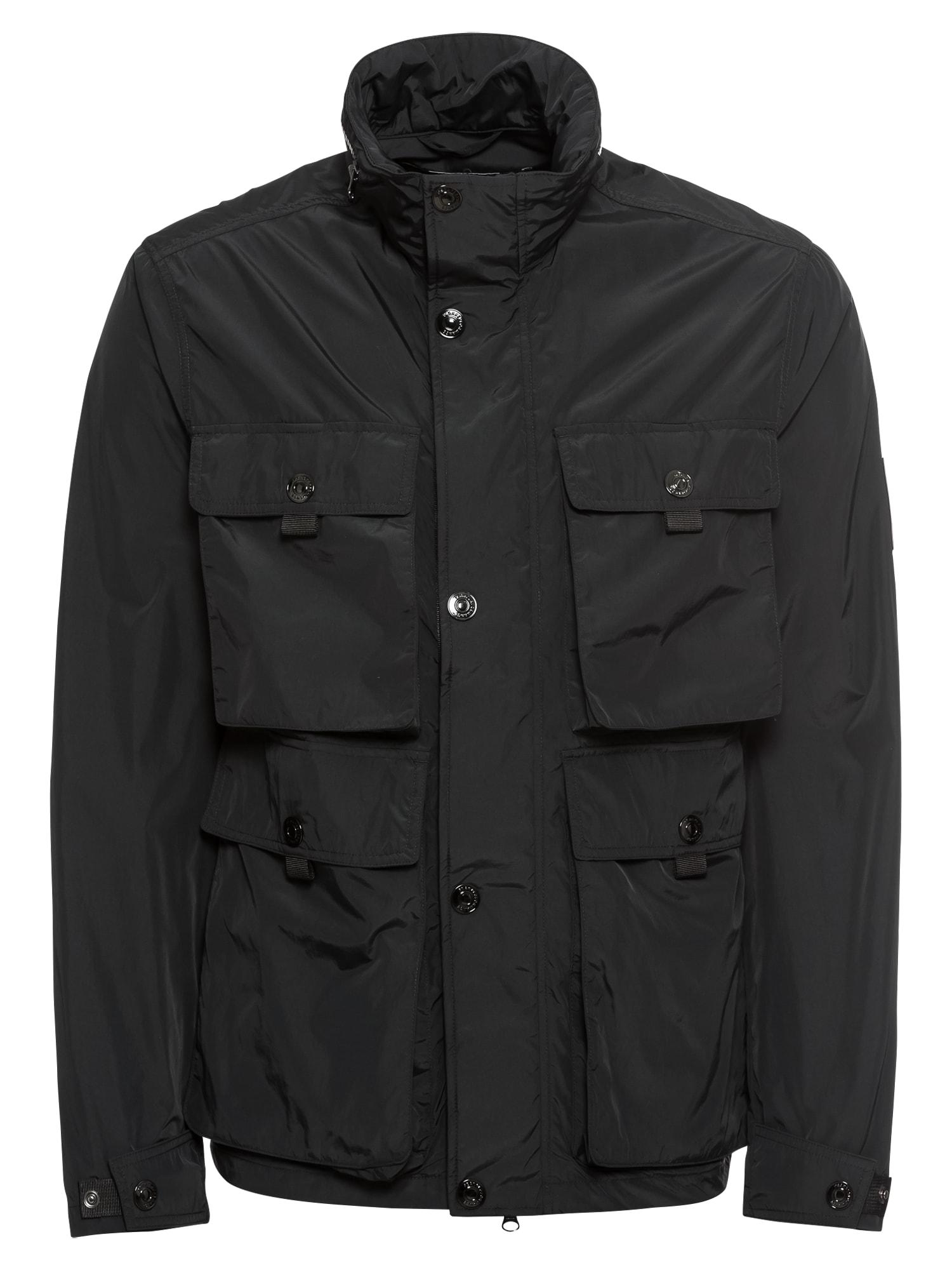 Přechodná bunda černá PEAK PERFORMANCE