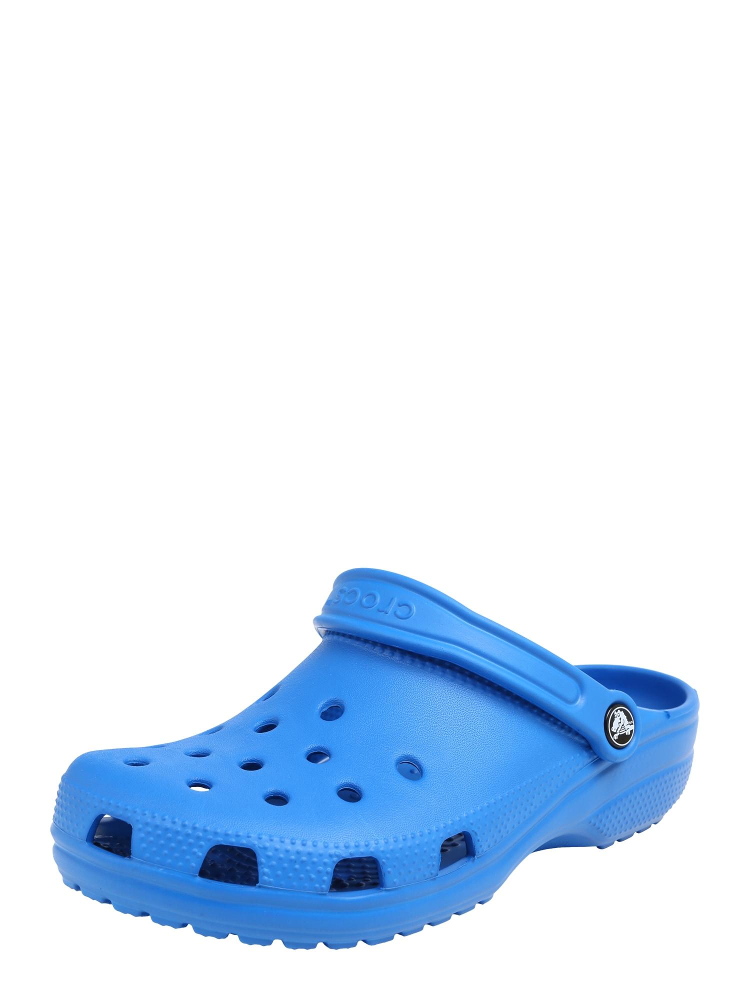 Pantofle Classic modrá Crocs