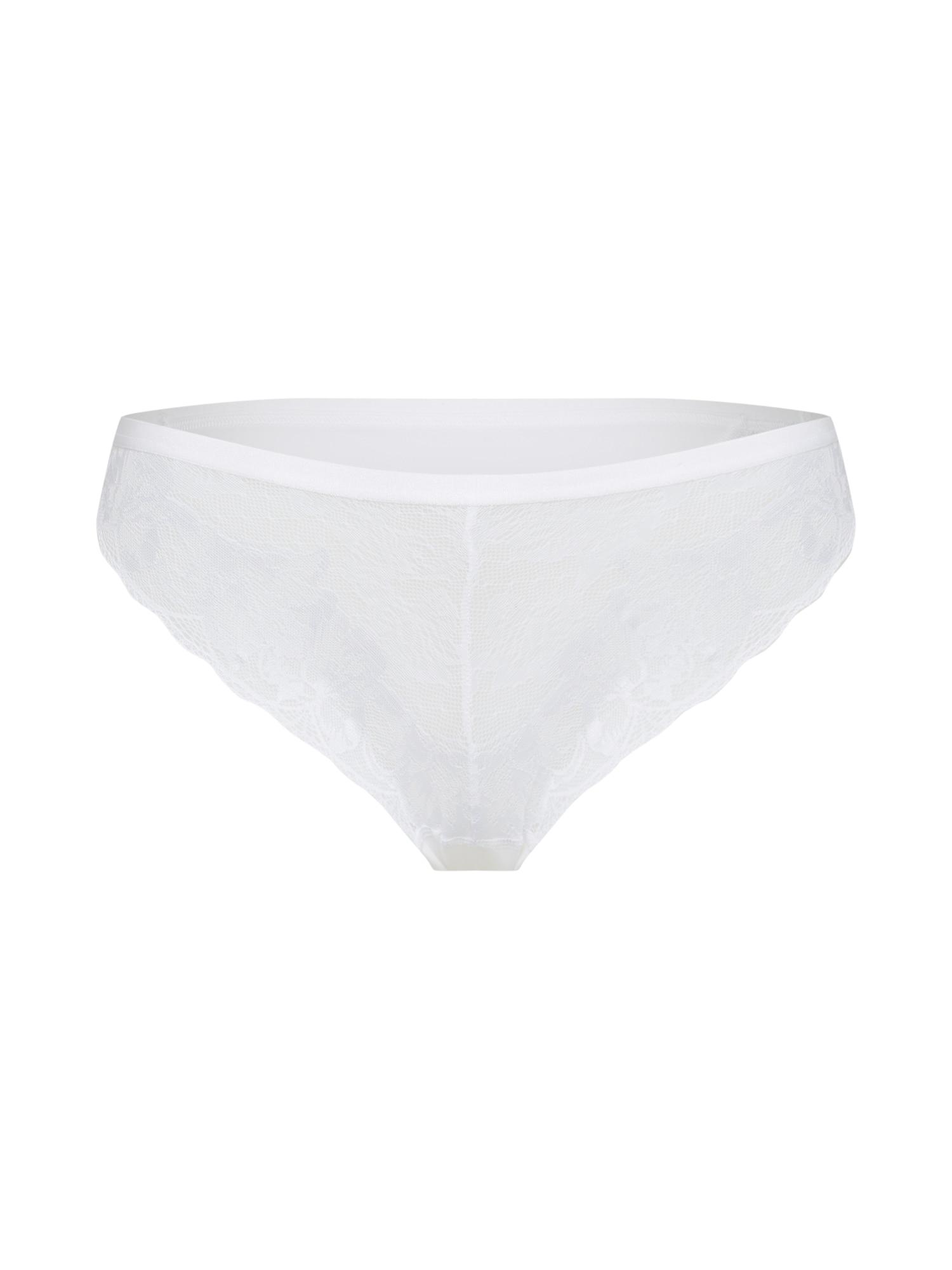 Stahovací prádlo bílá TRIUMPH