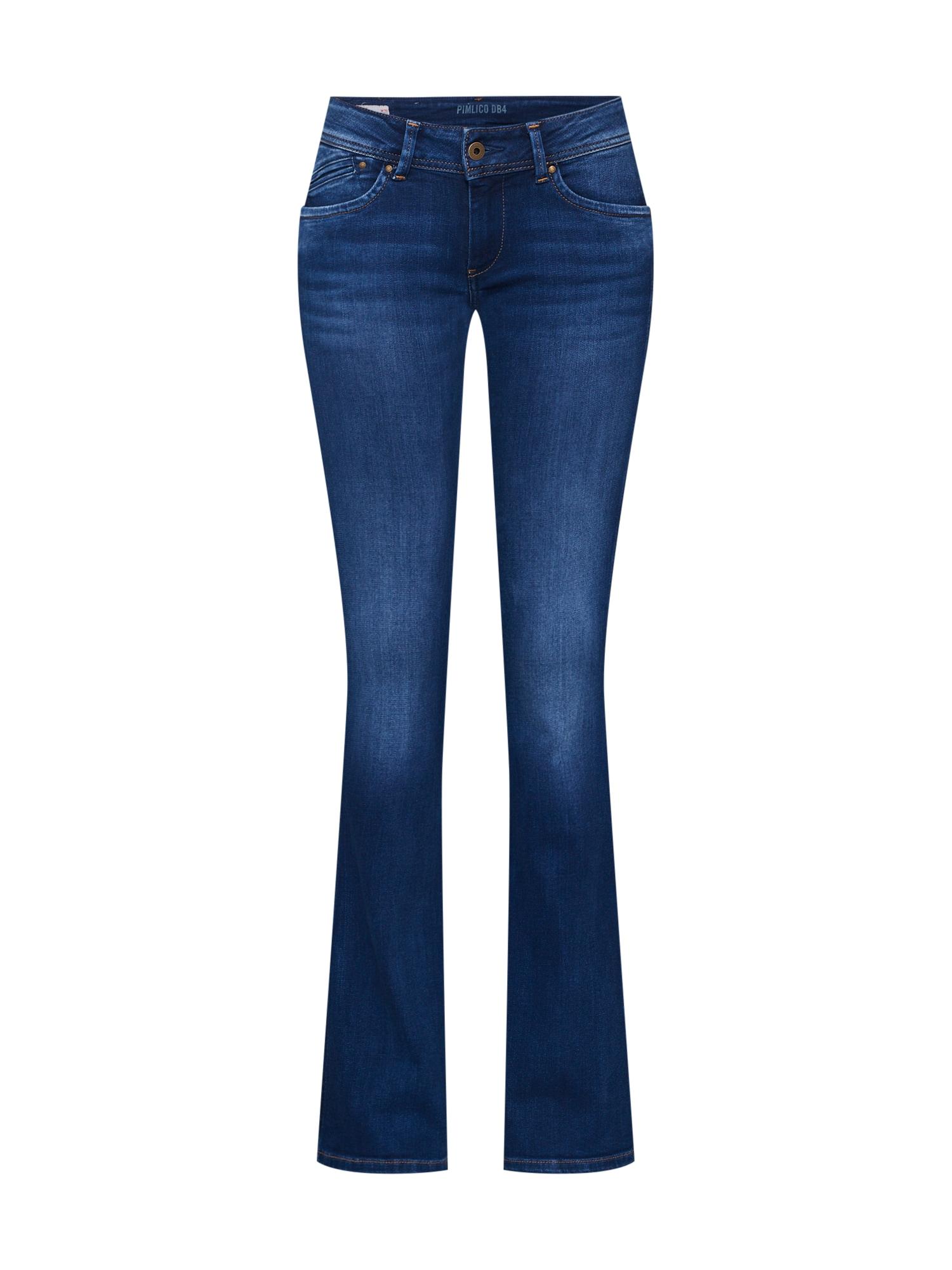 Džíny Pimlico modrá džínovina Pepe Jeans