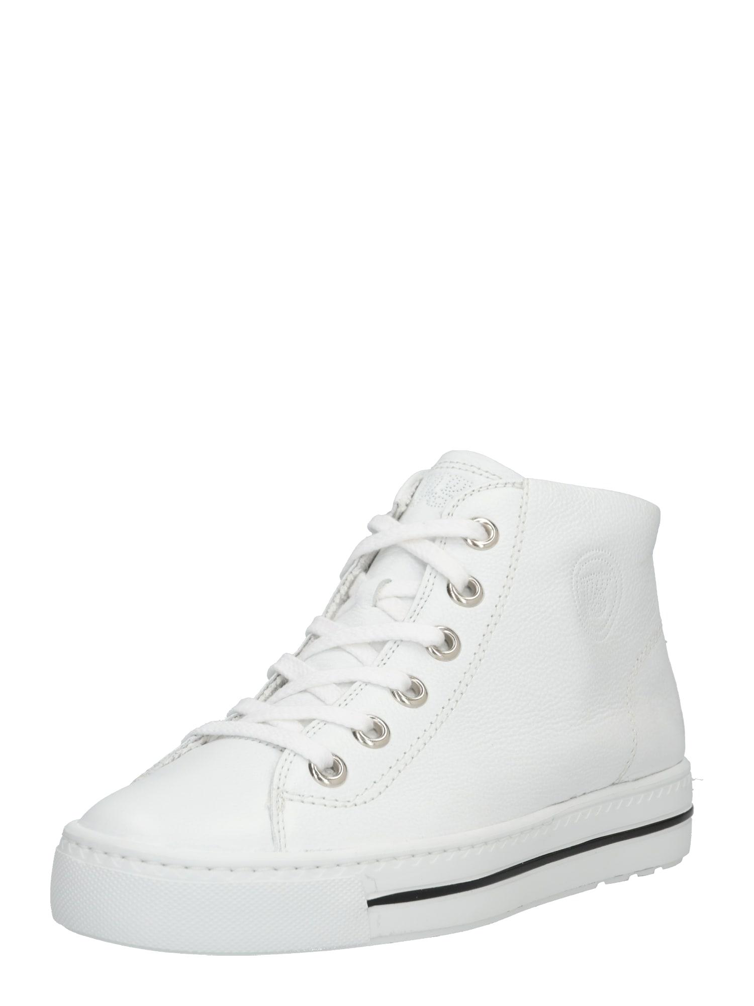 Kotníkové tenisky bílá Paul Green