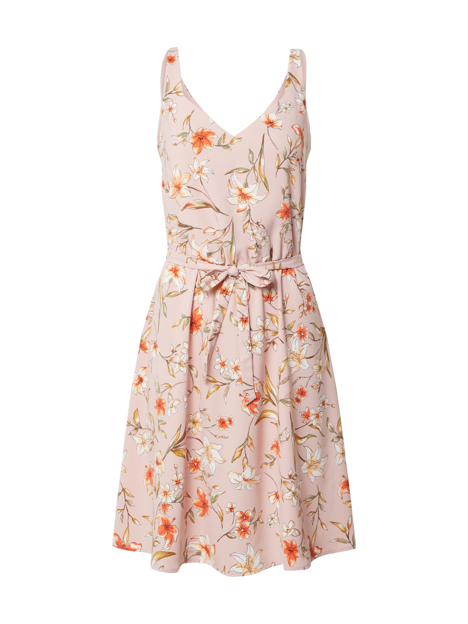 VILA Letní šaty 'Liaia'  růžová