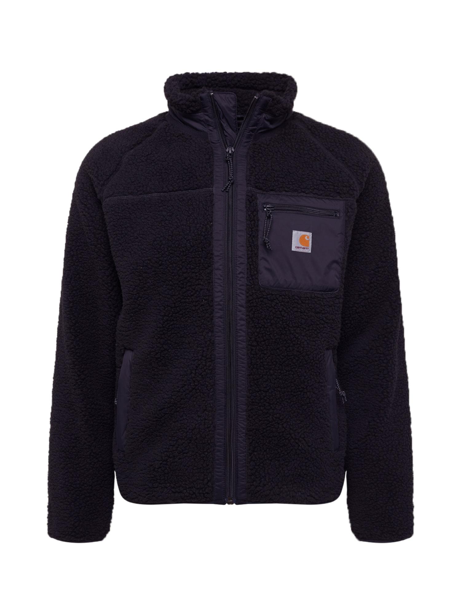 Carhartt WIP Prechodná bunda 'Prentis Liner'  čierna