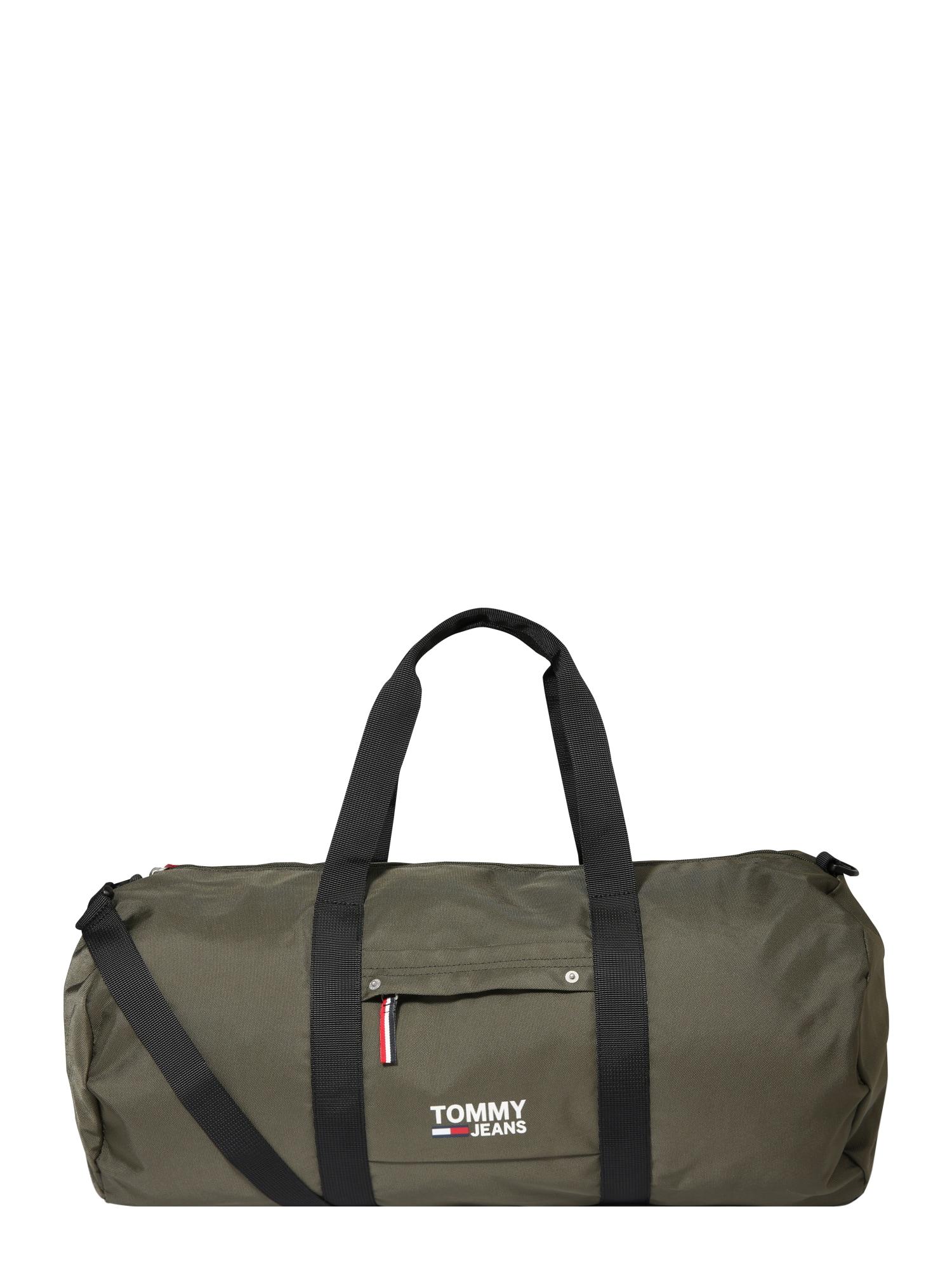 Cestovní taška Cool City Duffle zelená Tommy Jeans