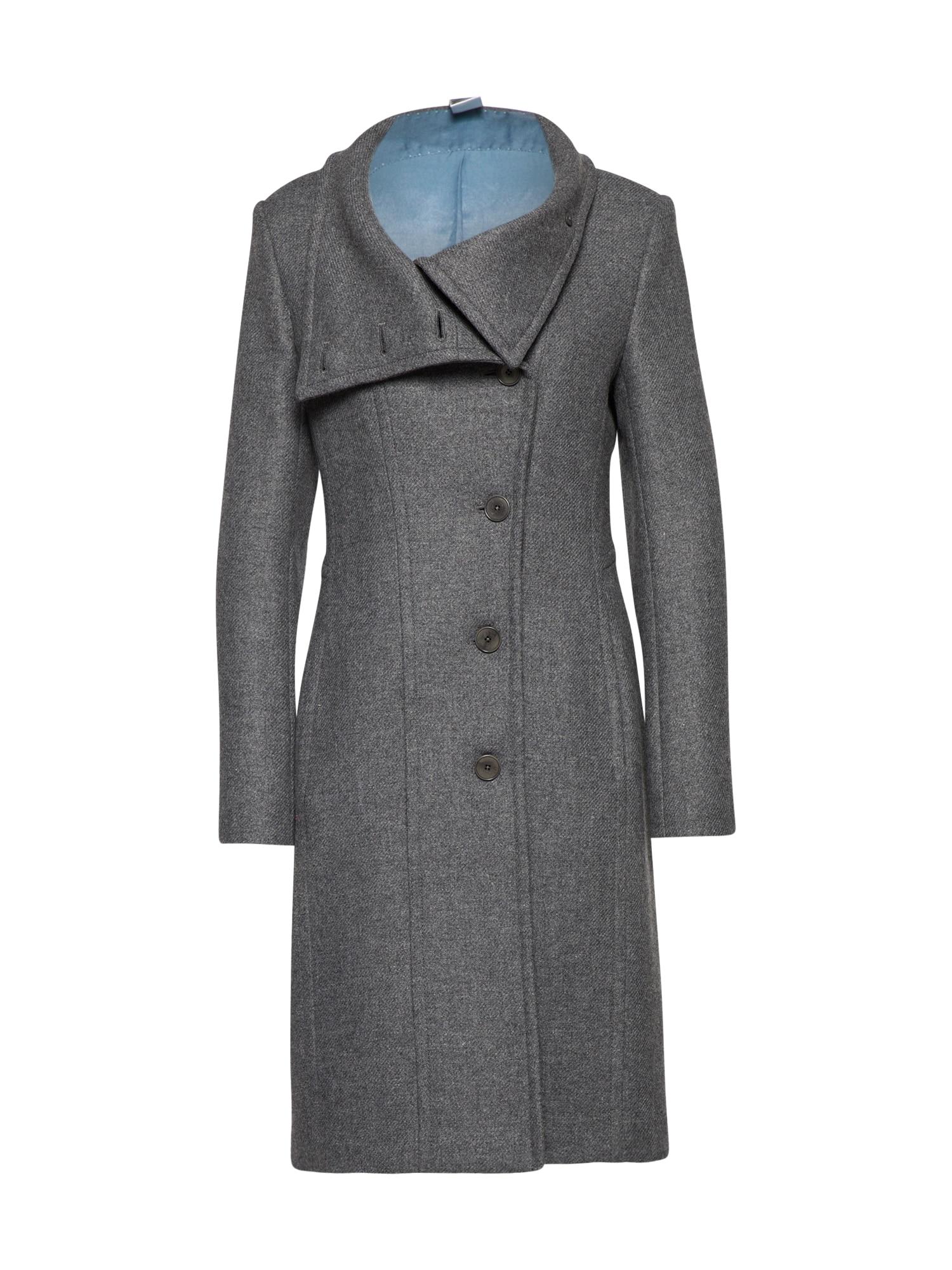 Přechodný kabát REDDITCH_2 85206 tmavě šedá DRYKORN