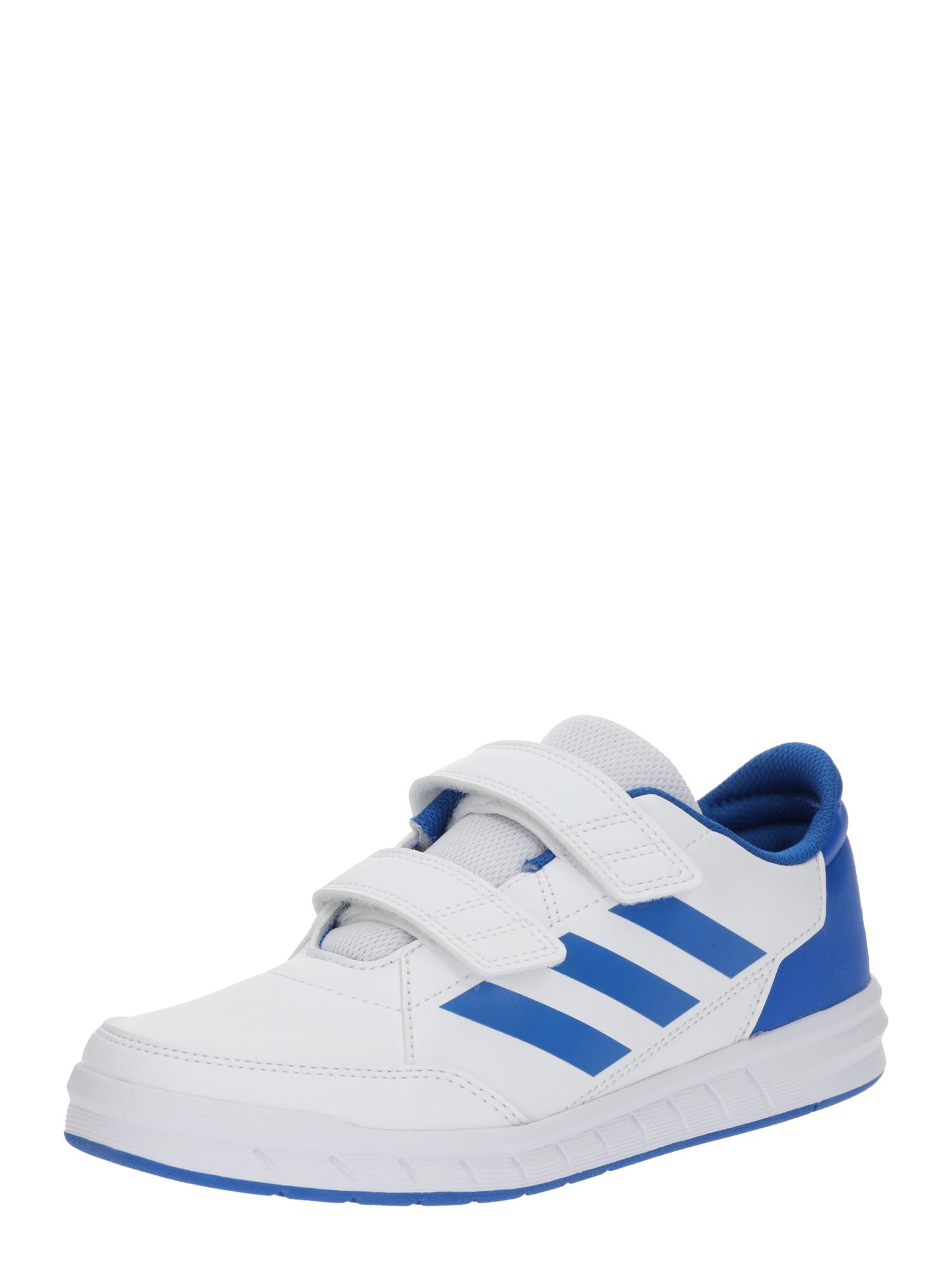 Sportovní boty AltaSport CF K modrá bílá ADIDAS PERFORMANCE