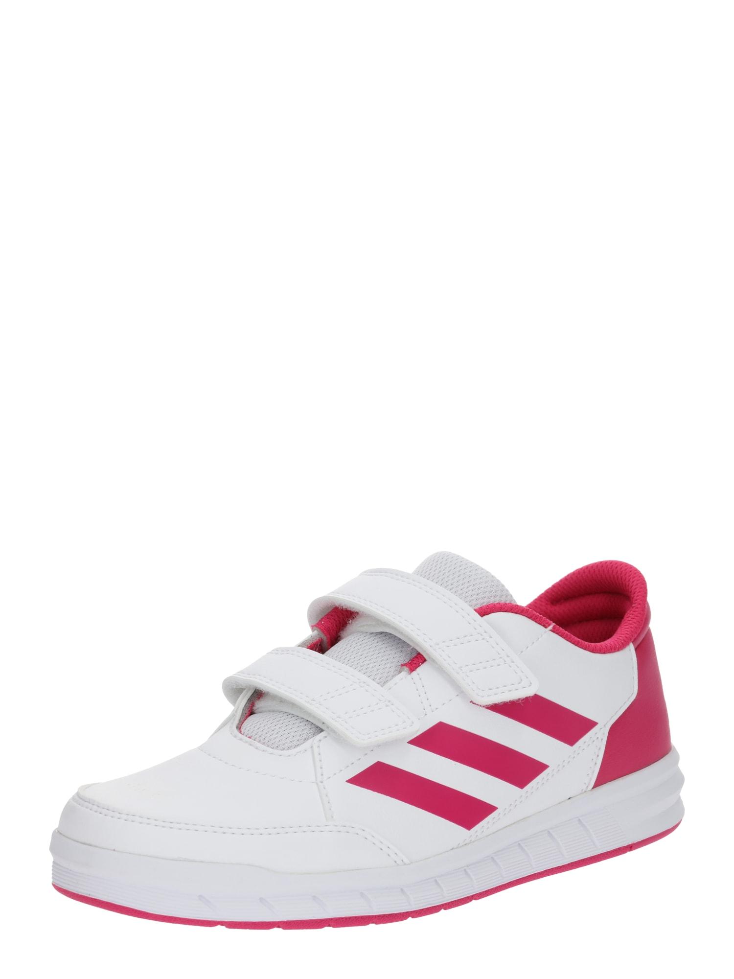 Sportovní boty AltaSport CF K pink bílá ADIDAS PERFORMANCE